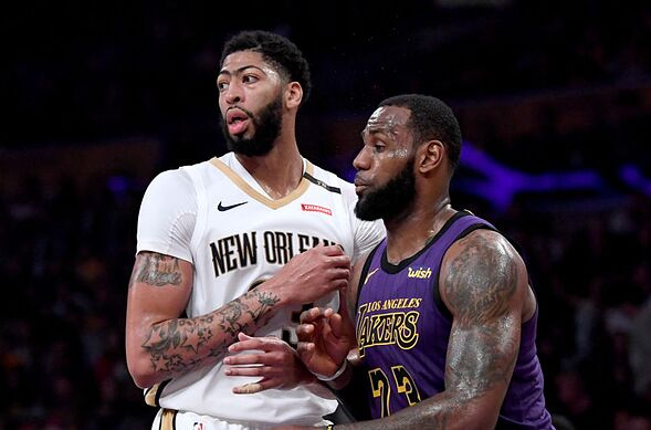 40d592ac5 Los Angeles Lakers  Why a Anthony Davis trade to LA seems inevitable