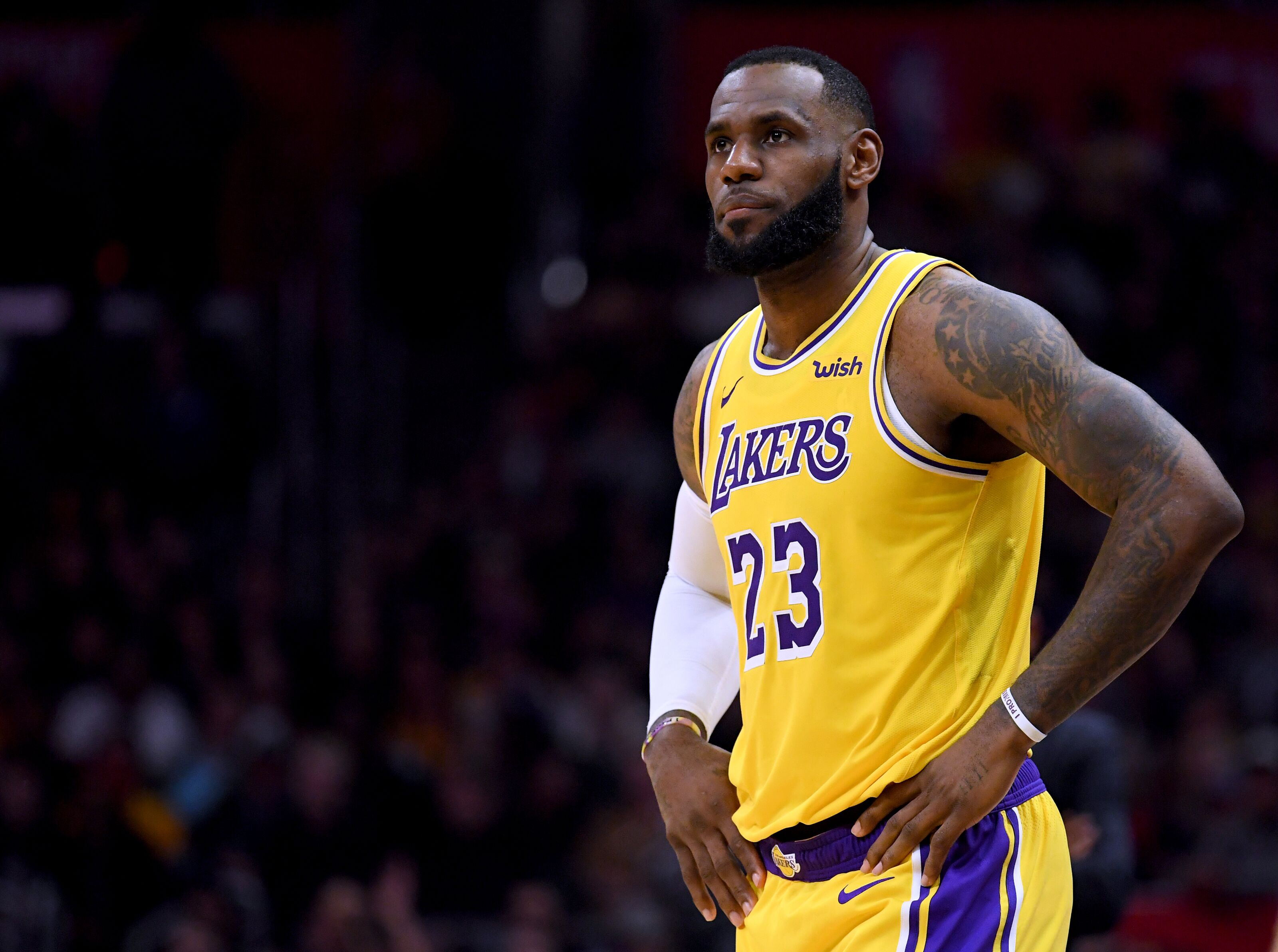 Los Angeles Lakers: After missing playoffs, it won't get any easier for LeBron