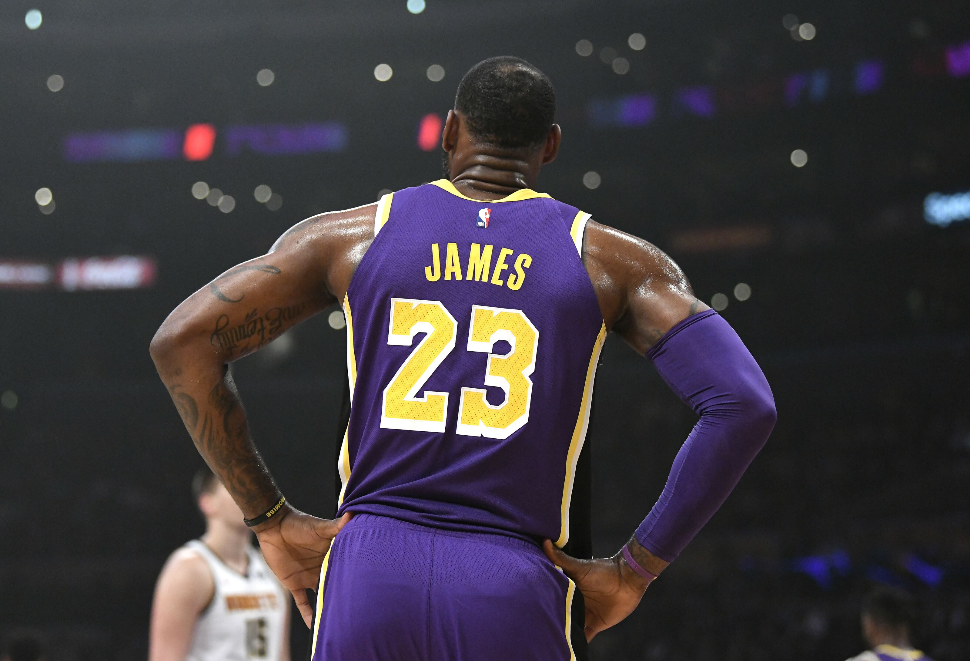 Los Angeles Lakers: Expect a big comeback from LeBron James next season