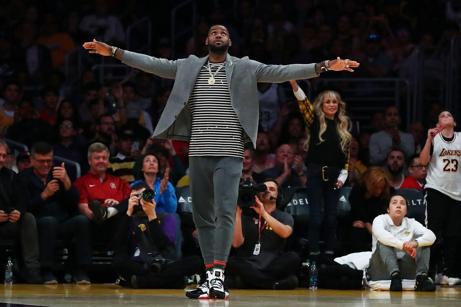 Los Angeles Lakers: Is 2019-20 LeBron's last legit shot at a championship?
