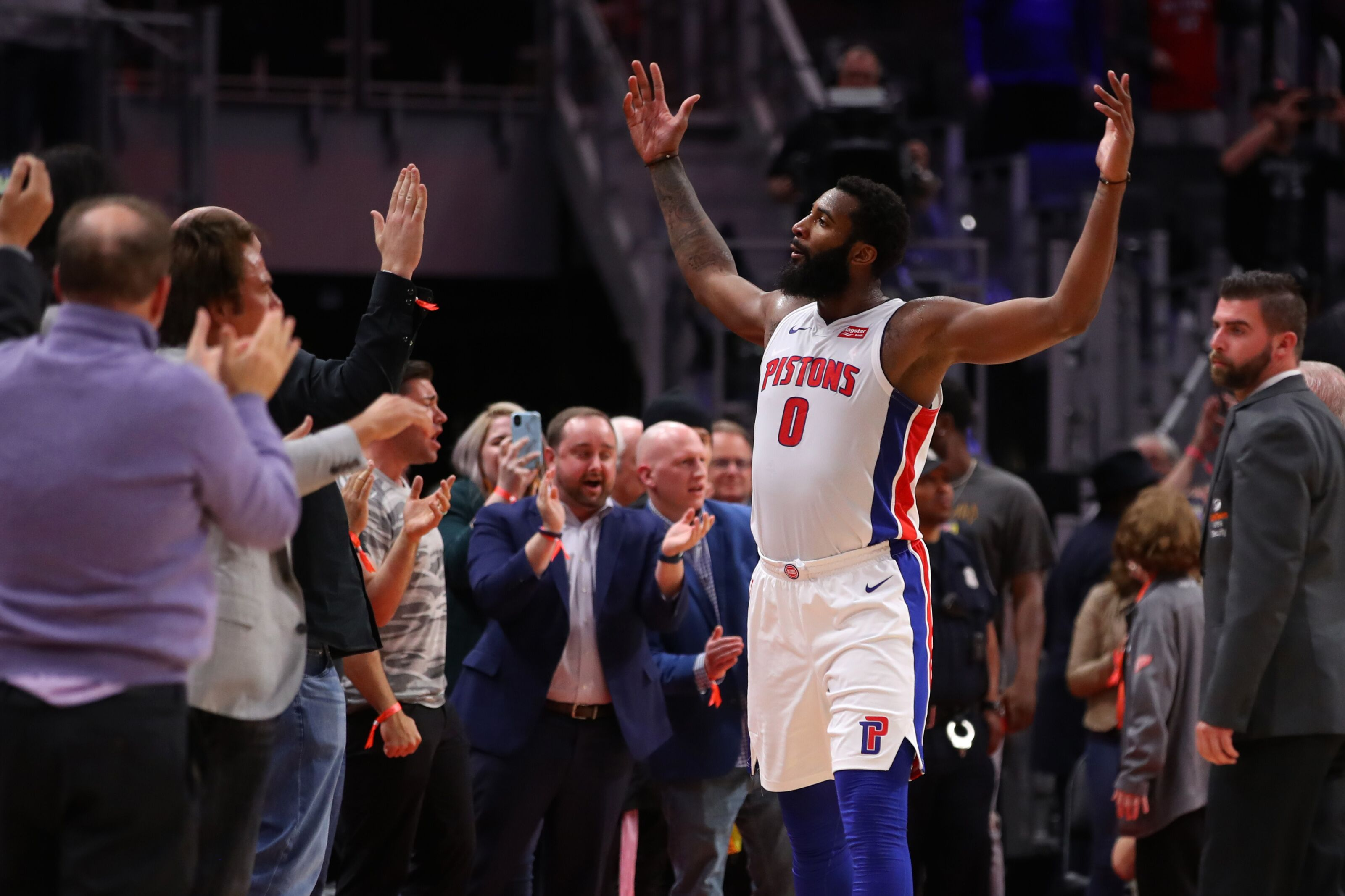 Andre Drummond's modern fit and place in today's NBA