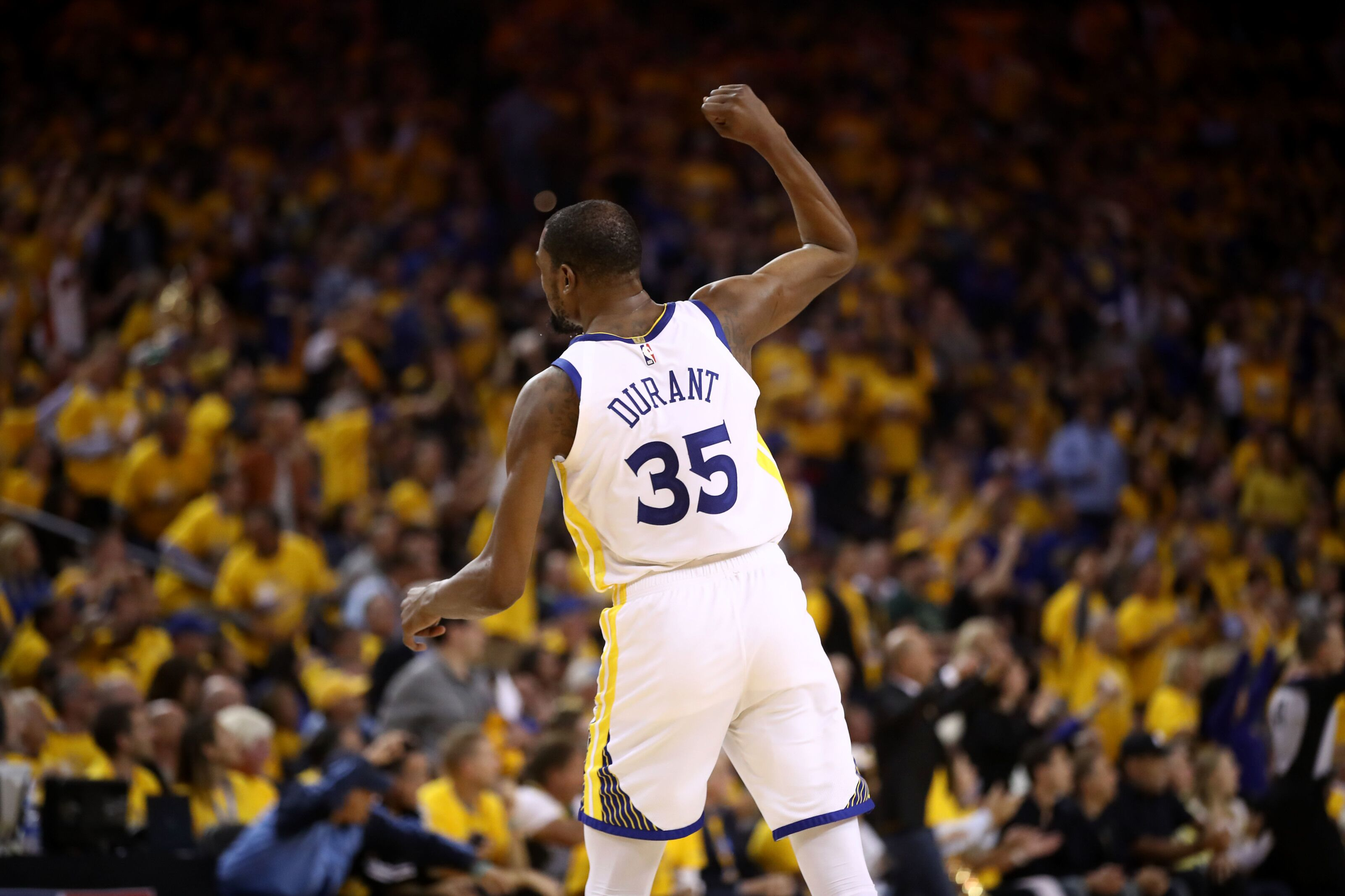 The NBA needs Kevin Durant to return for the Finals