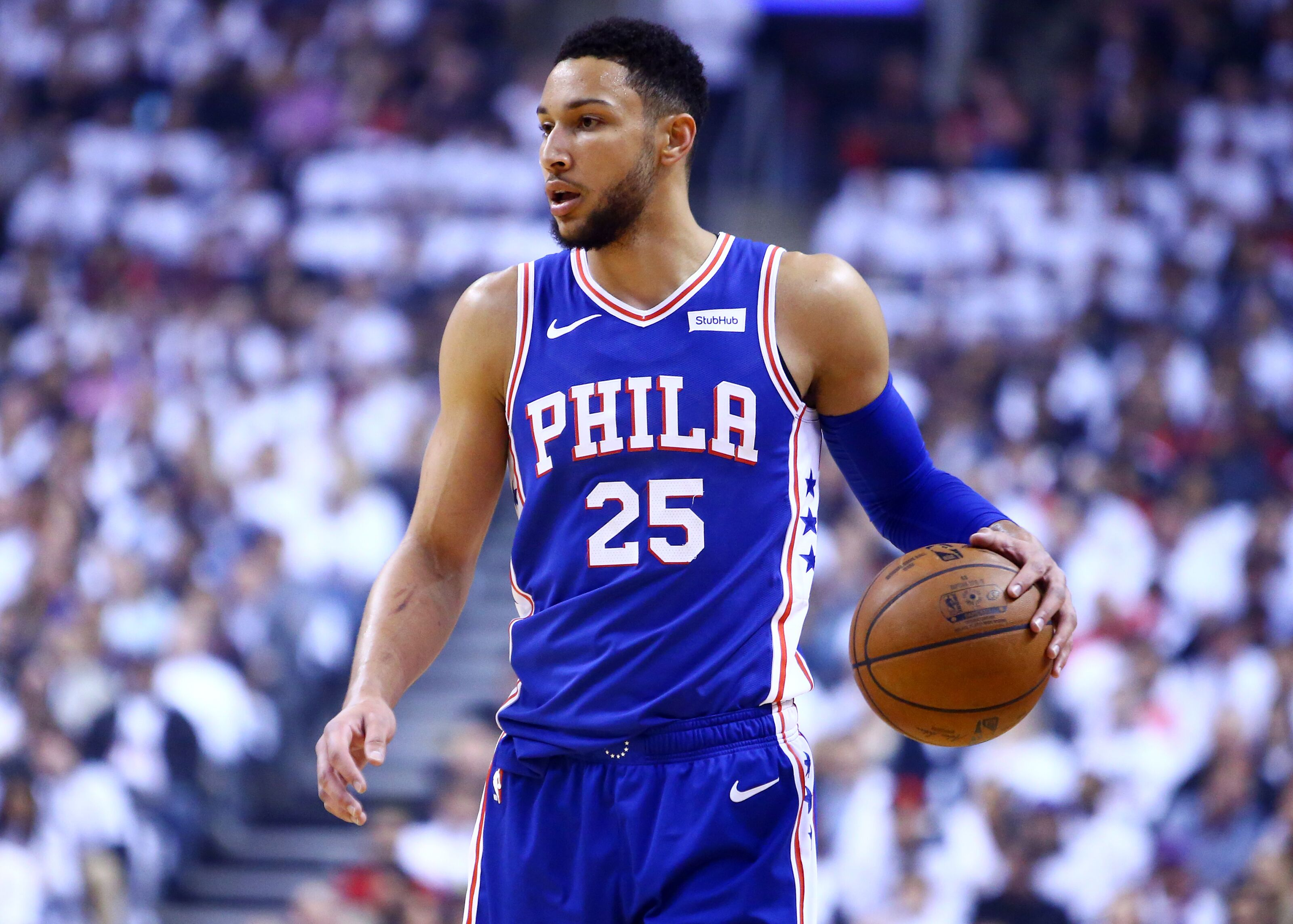 online retailer 051dc 1668f Philadelphia 76ers: The return of Ben Simmons' MIA jump shot