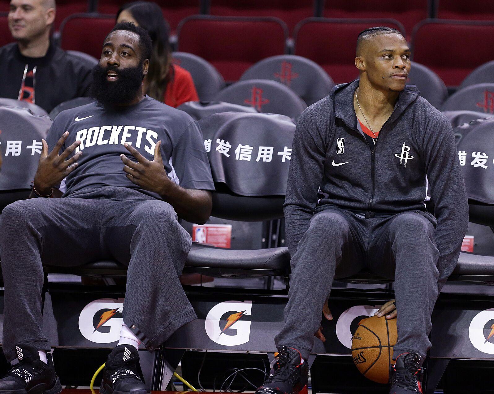 Houston Rockets: Returning to peak form in eight-game win streak