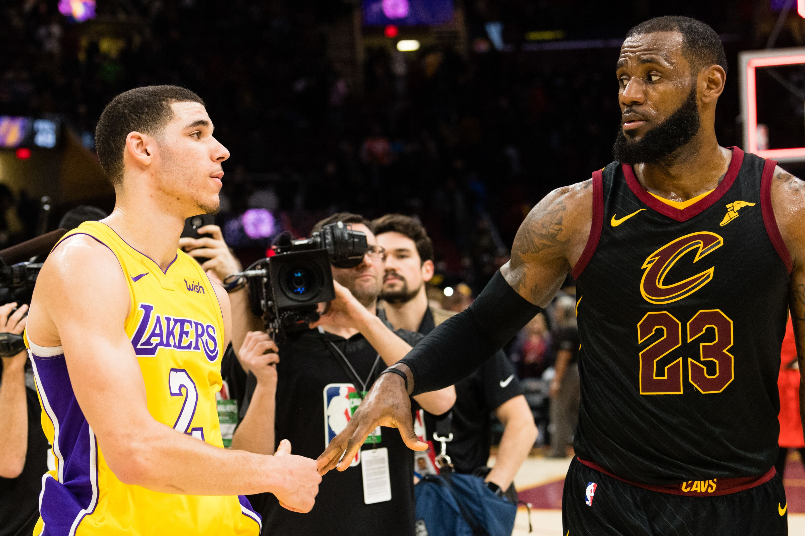 45351442c2da Los Angeles Lakers  What s a fair expectation for 2018-19