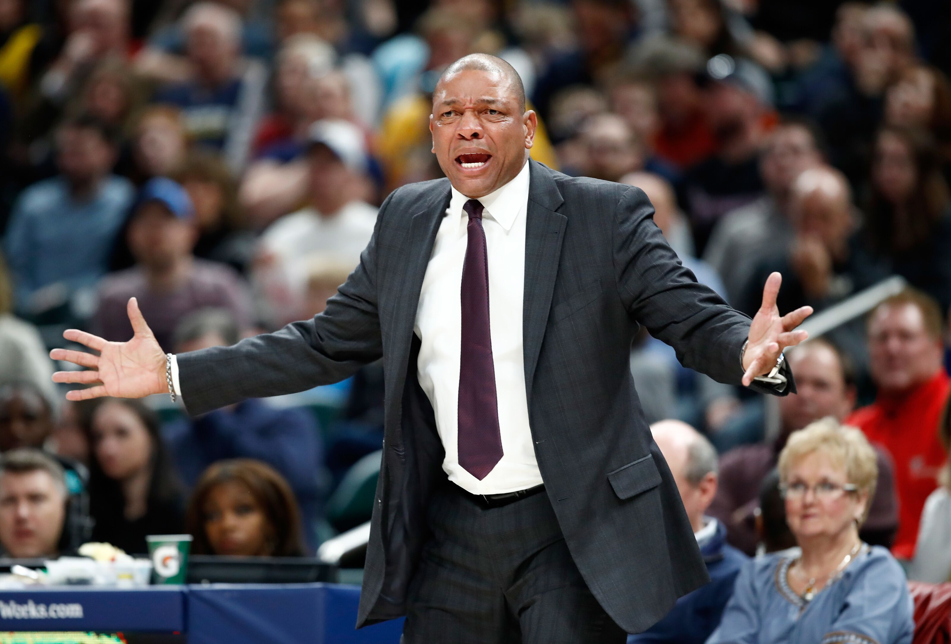 NBA Rumors: Doc Rivers avoiding the Lakers because of LeBron