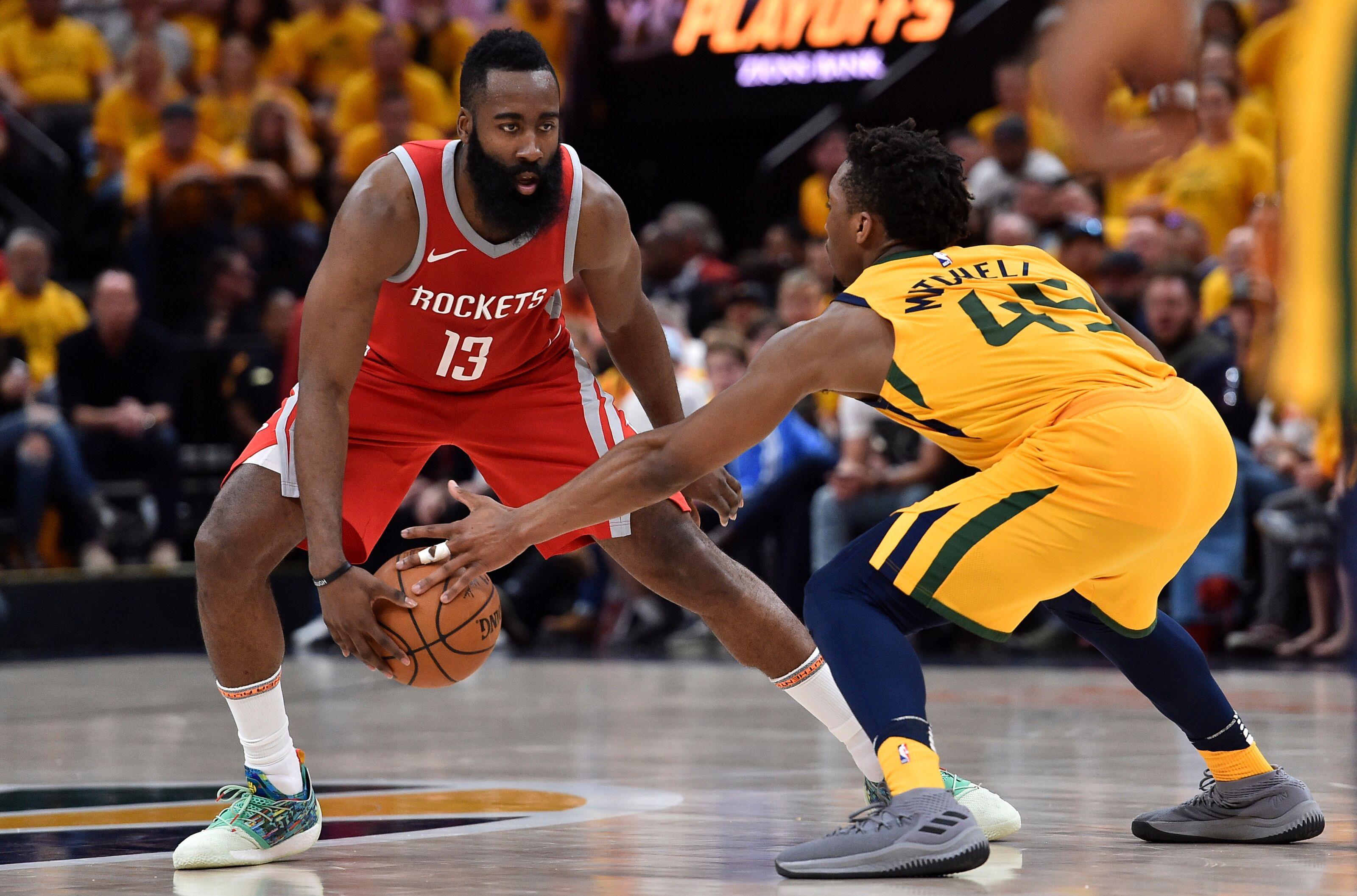 Van Gogh of Basketball: James Harden's skill set is NBA's best work of art