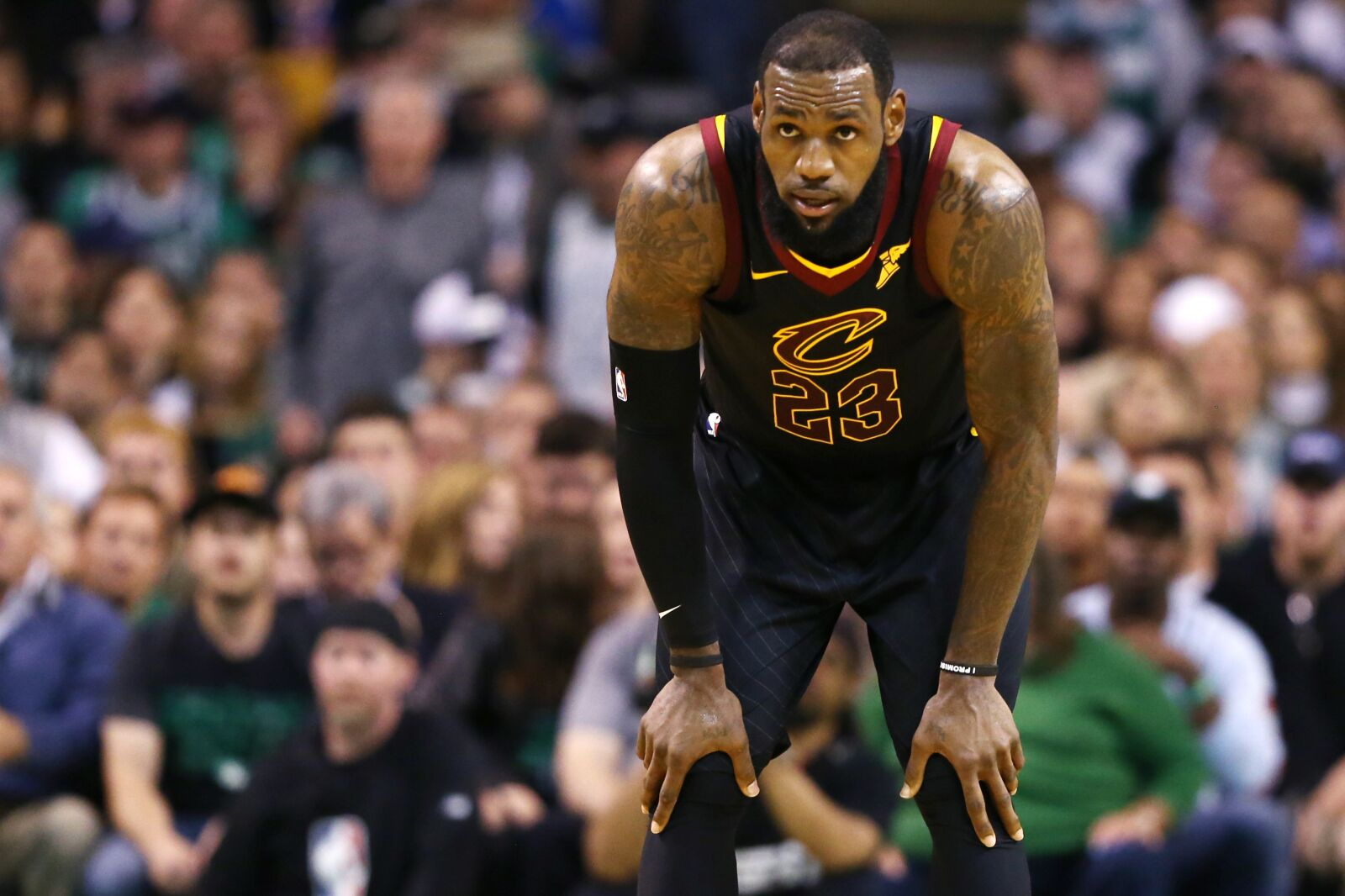 1f4fbd05830 2018 NBA Finals  Beating the Warriors would cement LeBron James as the GOAT