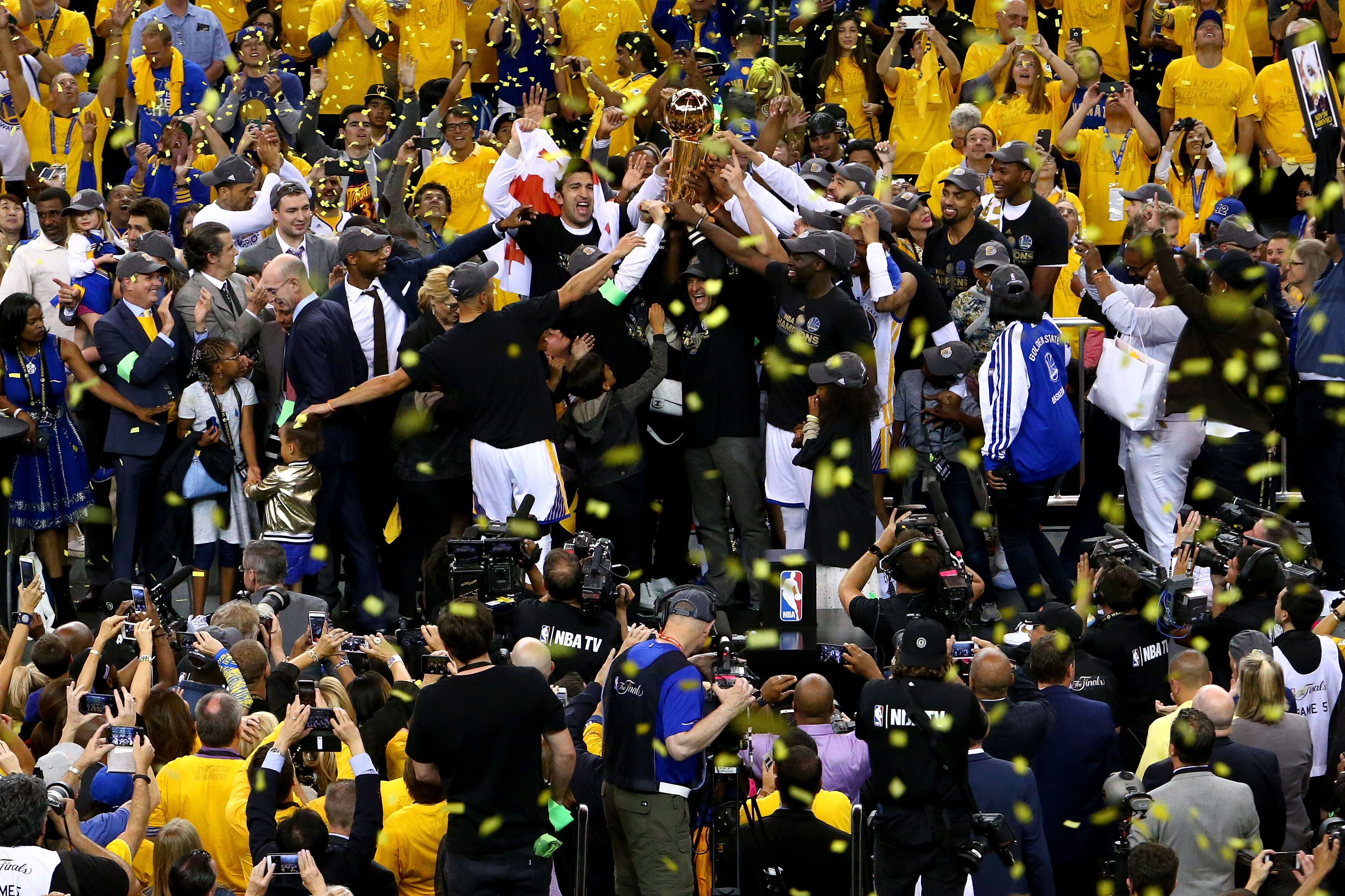 NBA Western Conference tier rankings: Chasing the Golden State Warriors