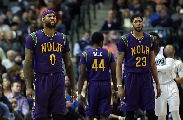2037d7bb New Orleans Pelicans season primer: The clock is ticking for Boogie-AD