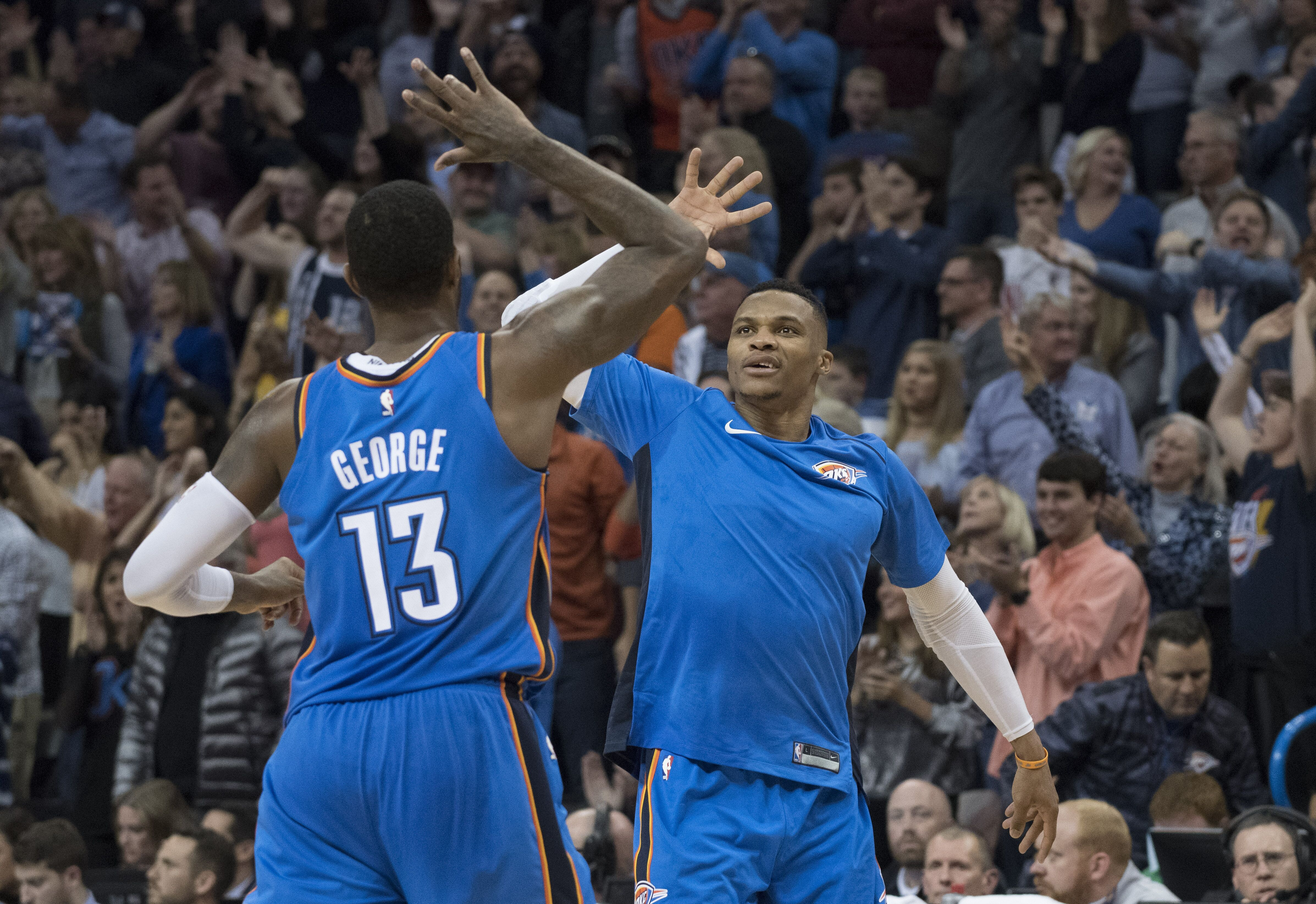 42758a5aeaa0 Oklahoma City Thunder  Assessing the overall state of OKC
