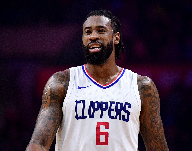 1feb64b32 NBA Trade Rumors  Cavs trying to trade for DeAndre Jordan