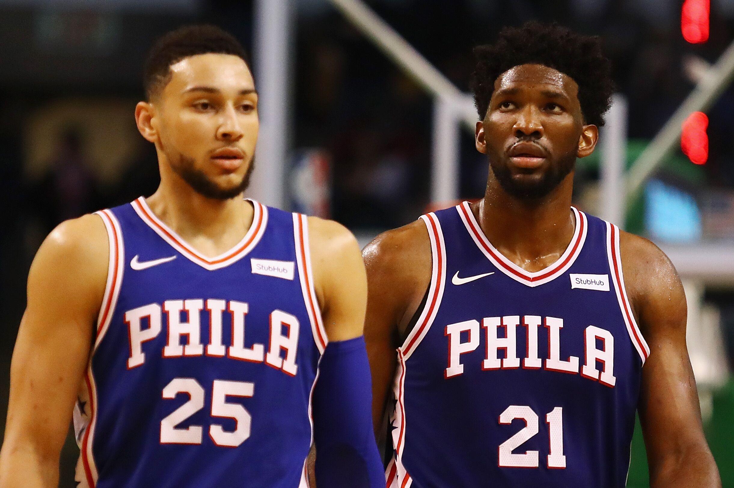 ca51c619c61 Philadelphia 76ers  Simmons