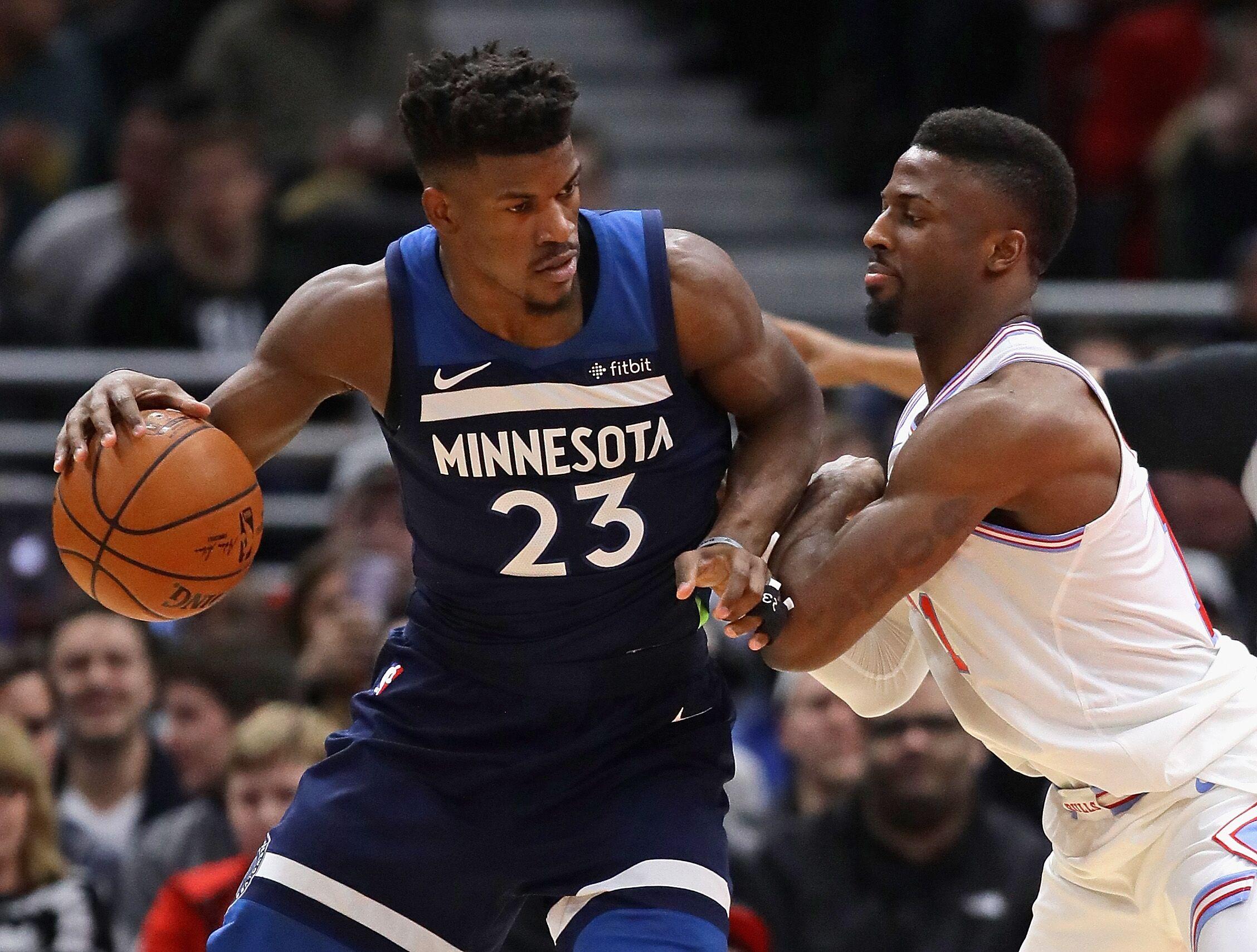 457ebc46e80c Minnesota Timberwolves  Jimmy Butler s injury is on Thibs