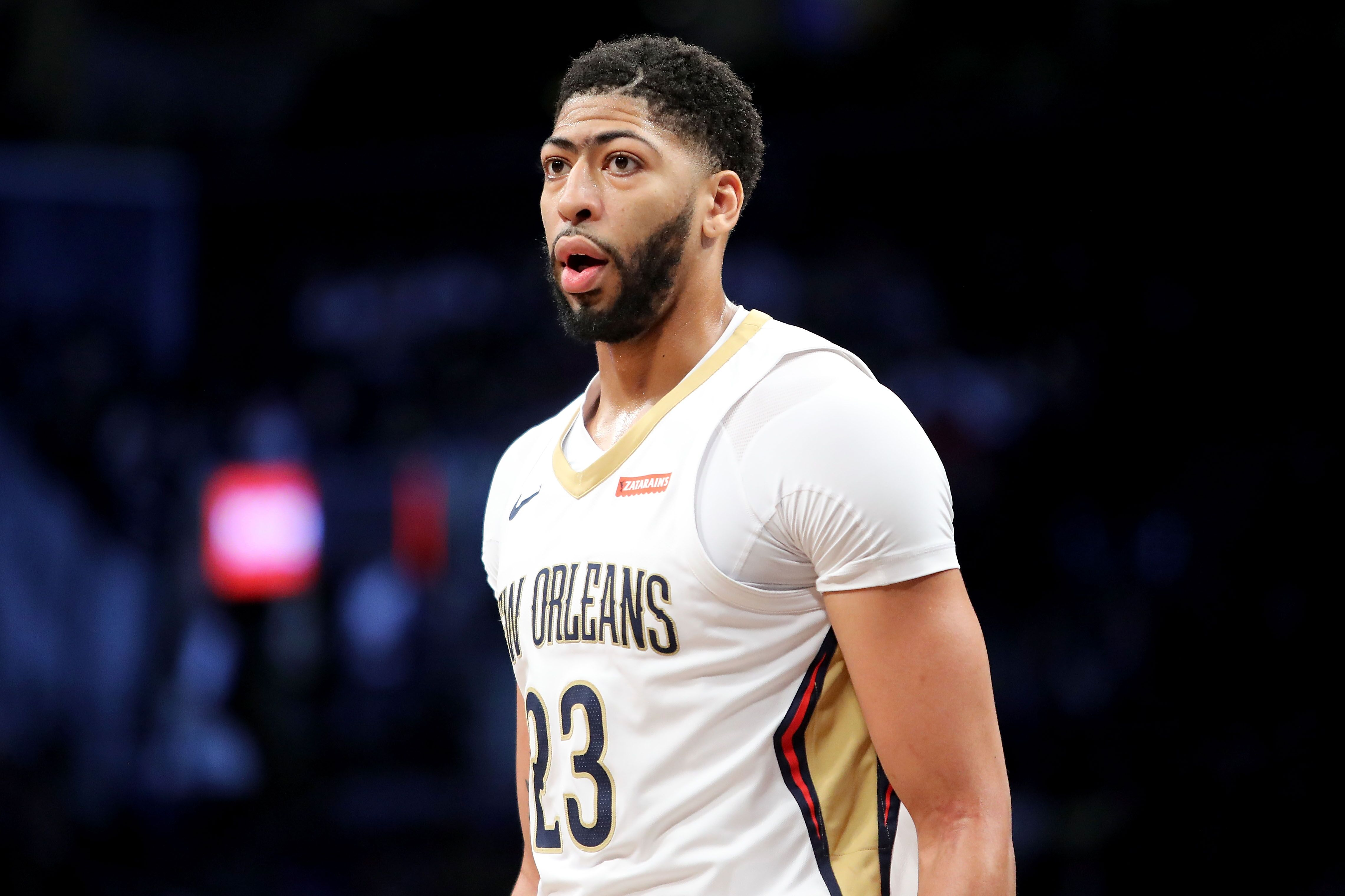New Orleans Pelicans Is This The Year Anthony Davis Wins A