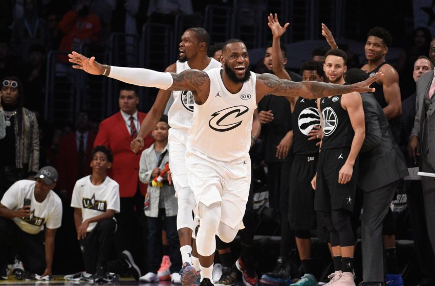 cea849a55c70 NBA Week in Review  LeBron flirts with the Sixers  James Harden is ...