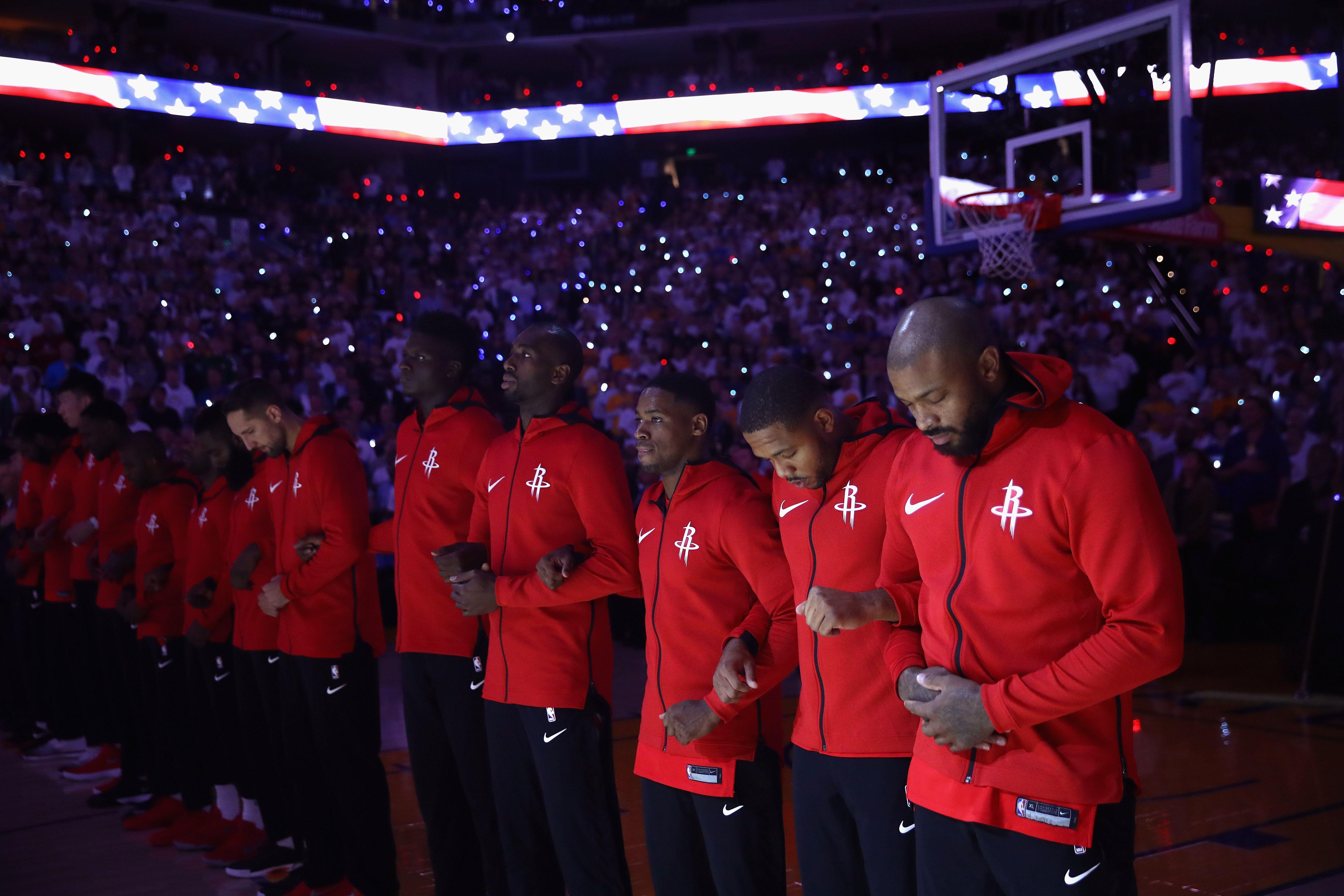 The Houston Rockets