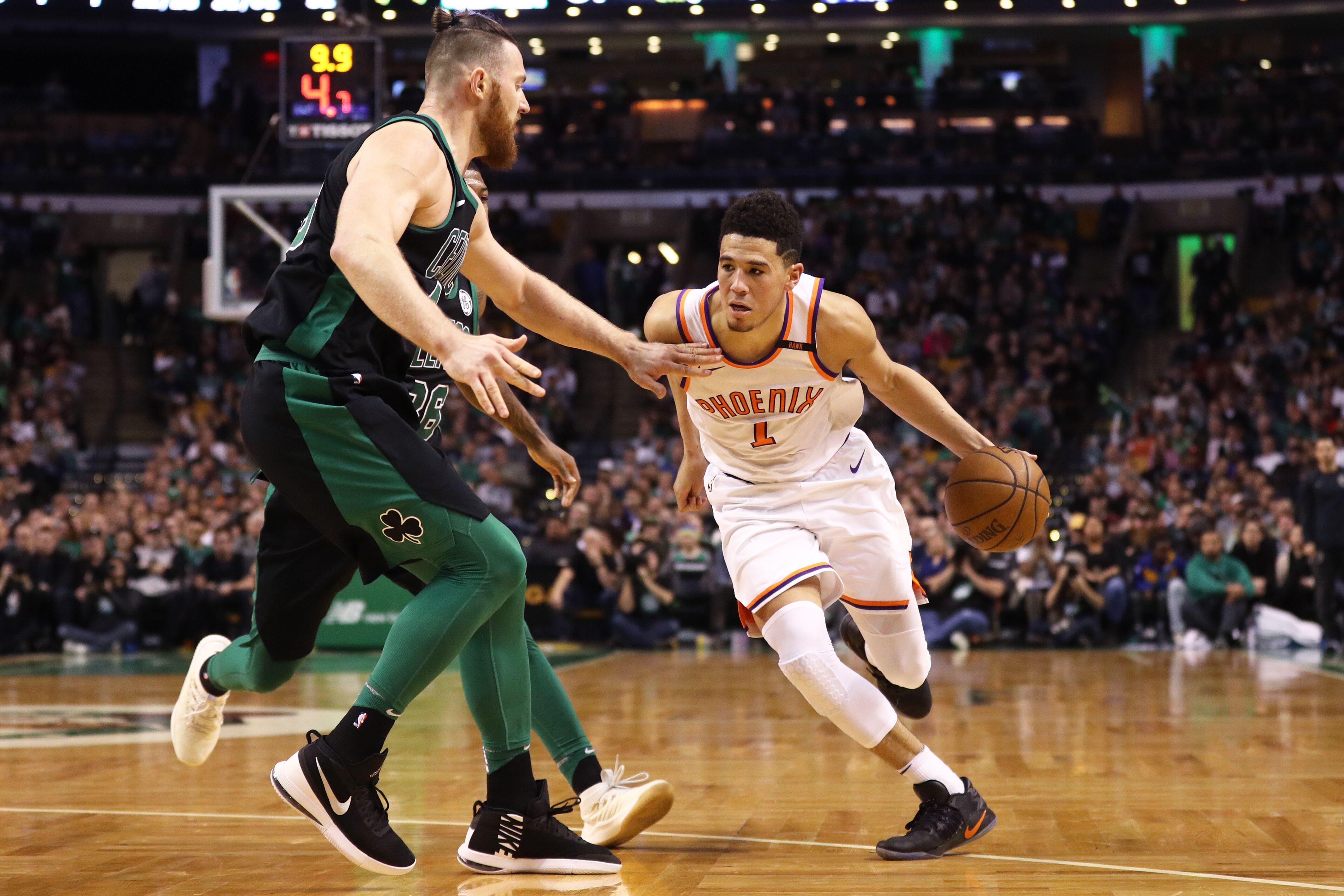 Phoenix Suns: Devin Booker Flying Under Radar As One Of