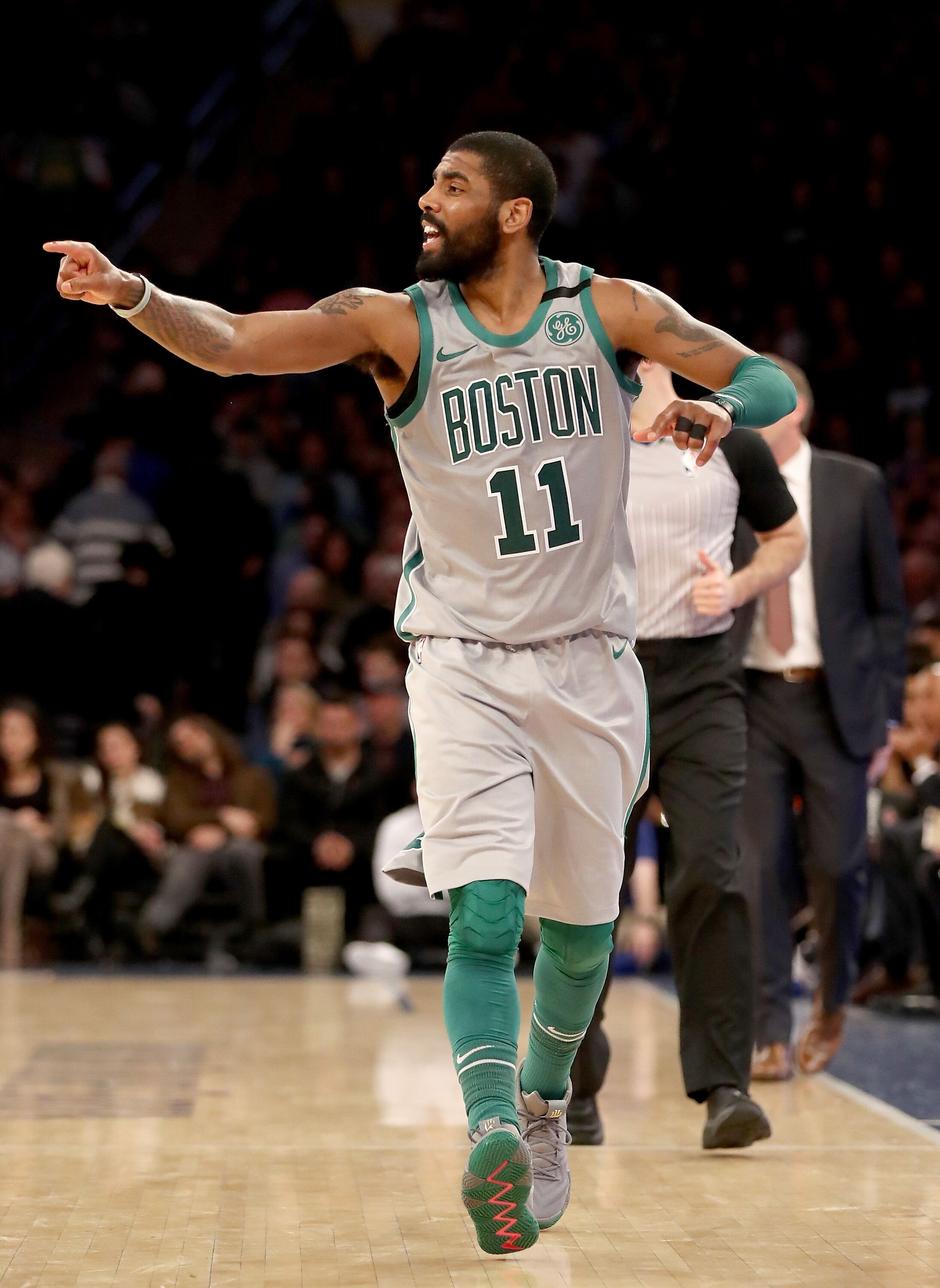 af968bc07f44 NBA Rumors  Boston Celtics  Kyrie Irving likely to miss start of the  playoffs