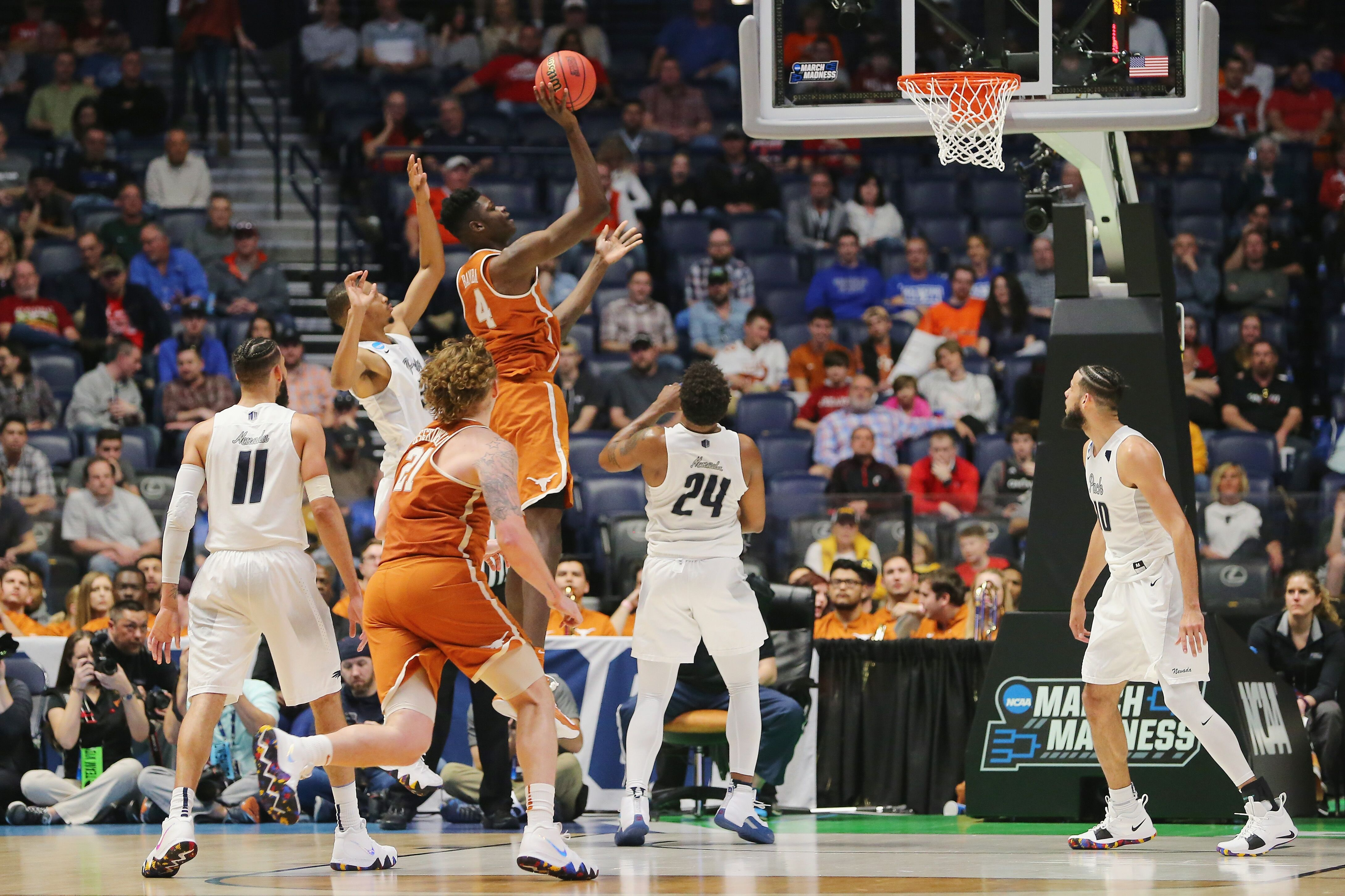 2018 NBA Draft: Mo Bamba could be a serious threat in the NBA