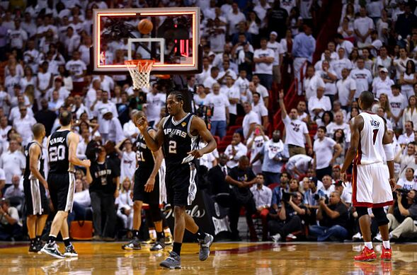 Nba Rumors Is Kawhi Done With The Spurs What S His Trade