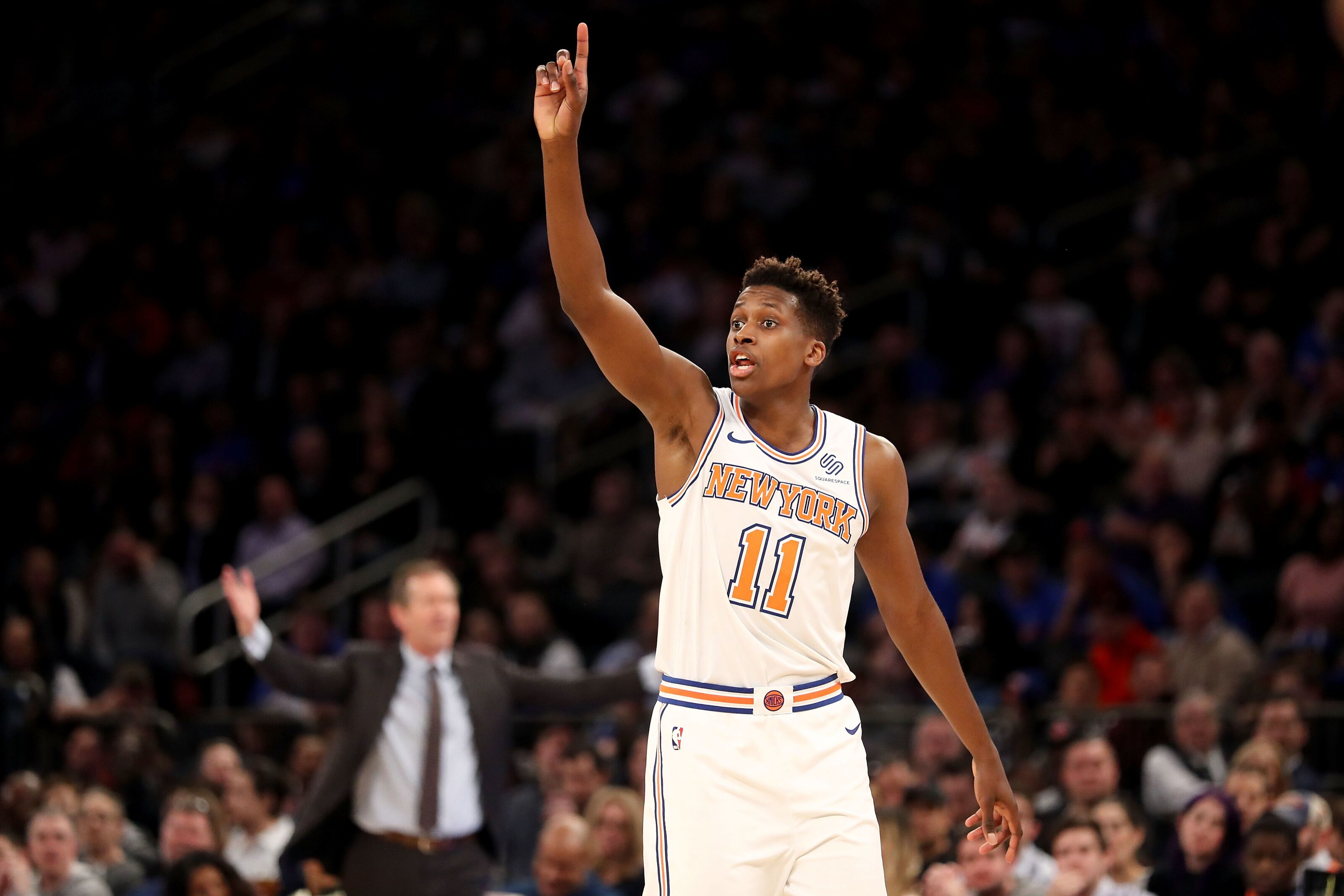 b7b543cb3 New York Knicks  Drafting a PG in the 2018 NBA Draft would be a mistake