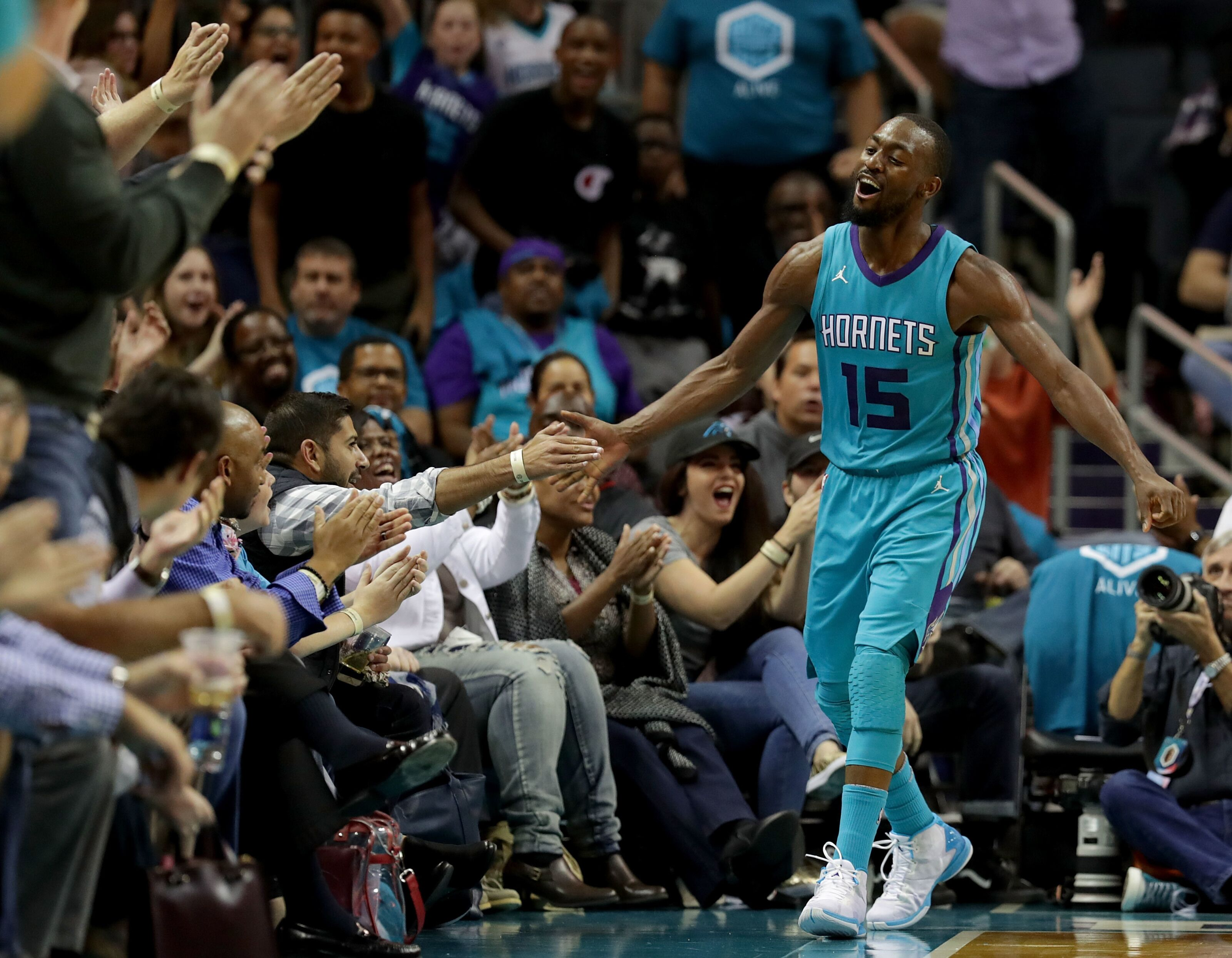 4316aceb712c NBA Trade Rumors  Hornets not interested in moving Kemba Walker