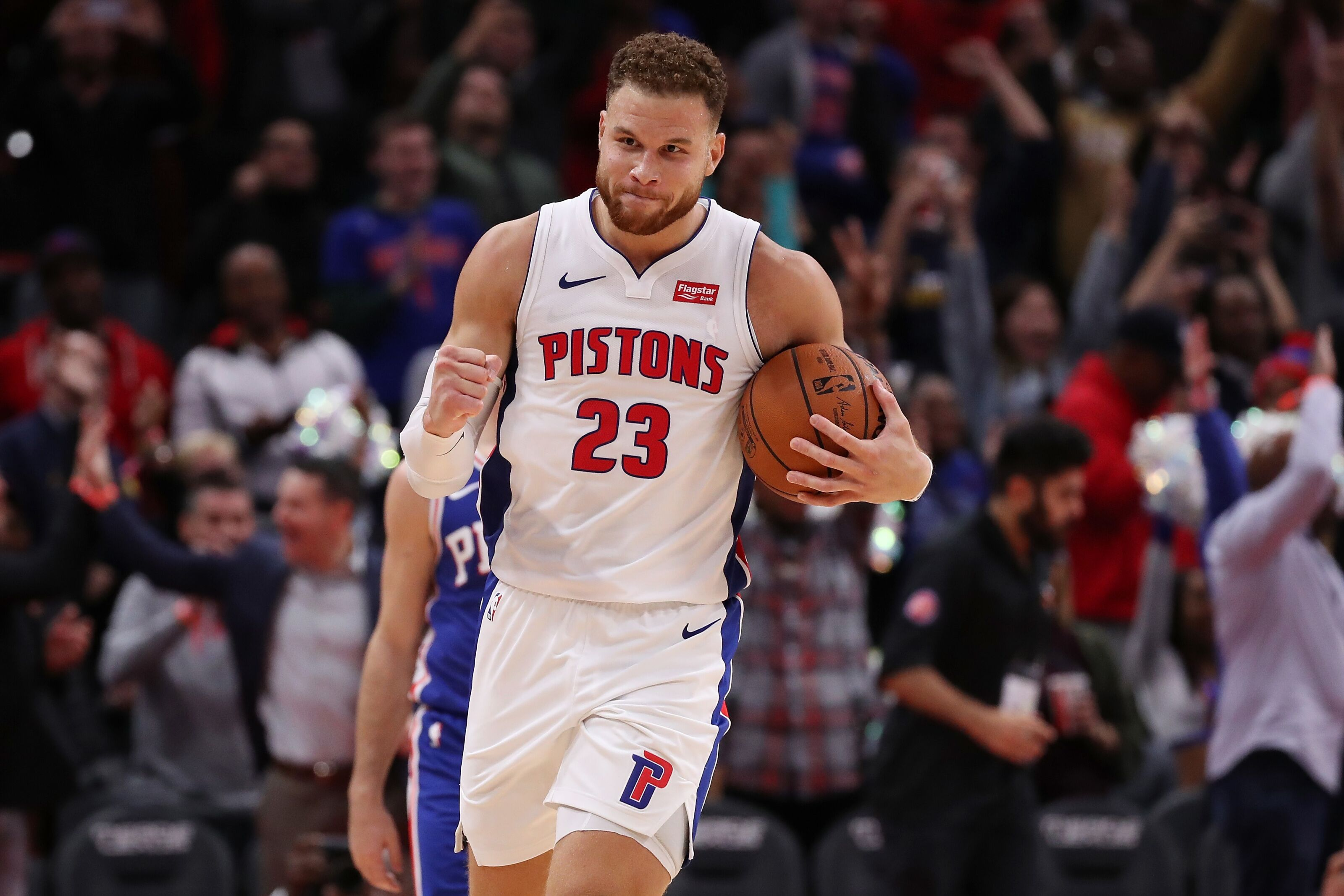 Detroit Pistons: Is the best of Blake Griffin still to come?