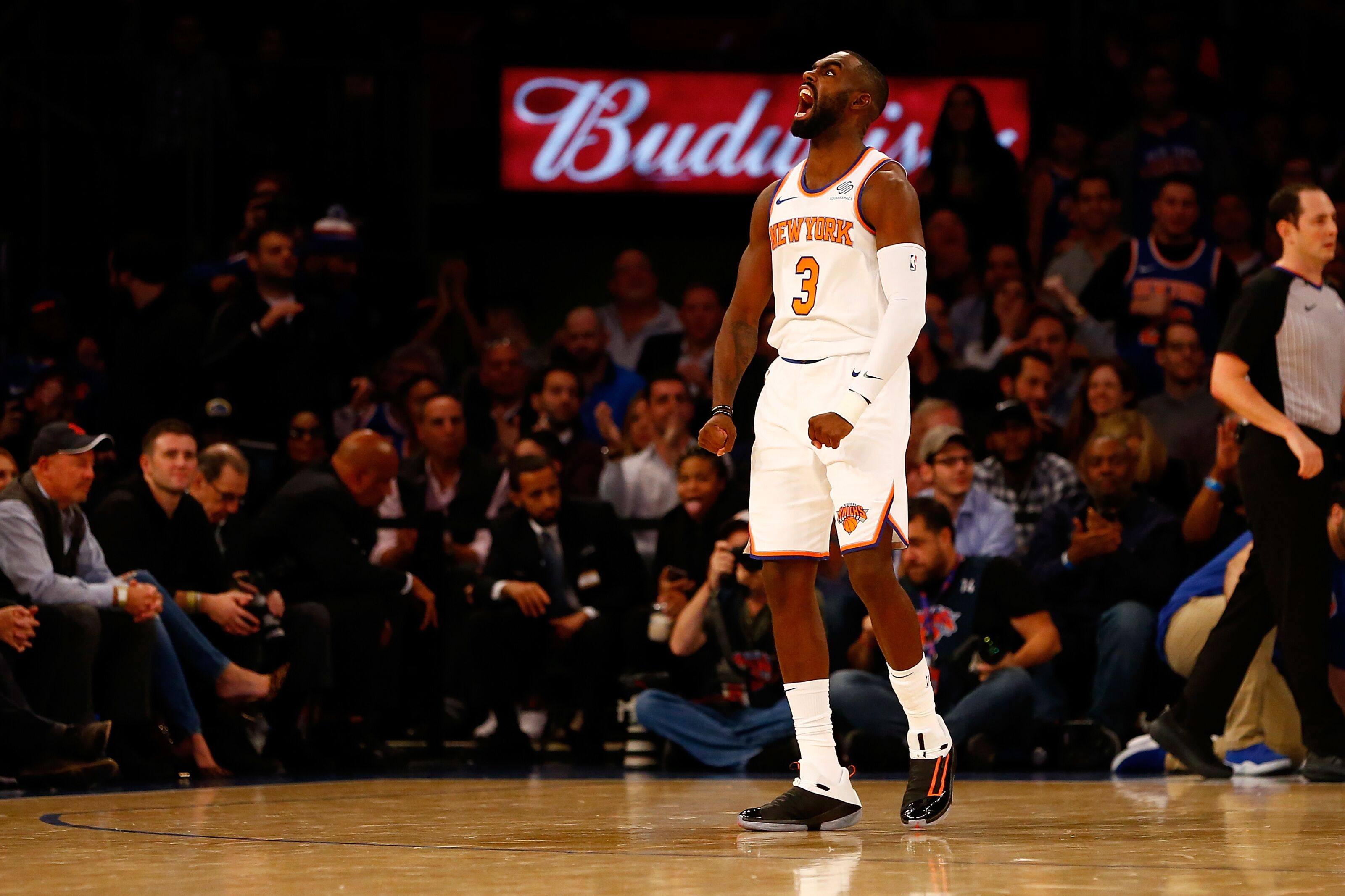 online retailer 90fe5 f5def New York Knicks: Tim Hardaway Jr. is playing at an all-star ...