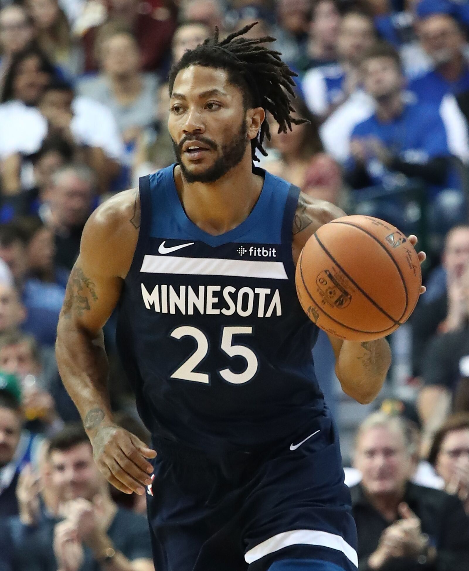 8683fd1b9727 Derrick Rose is enjoying a career year with the Wolves at the age of 30