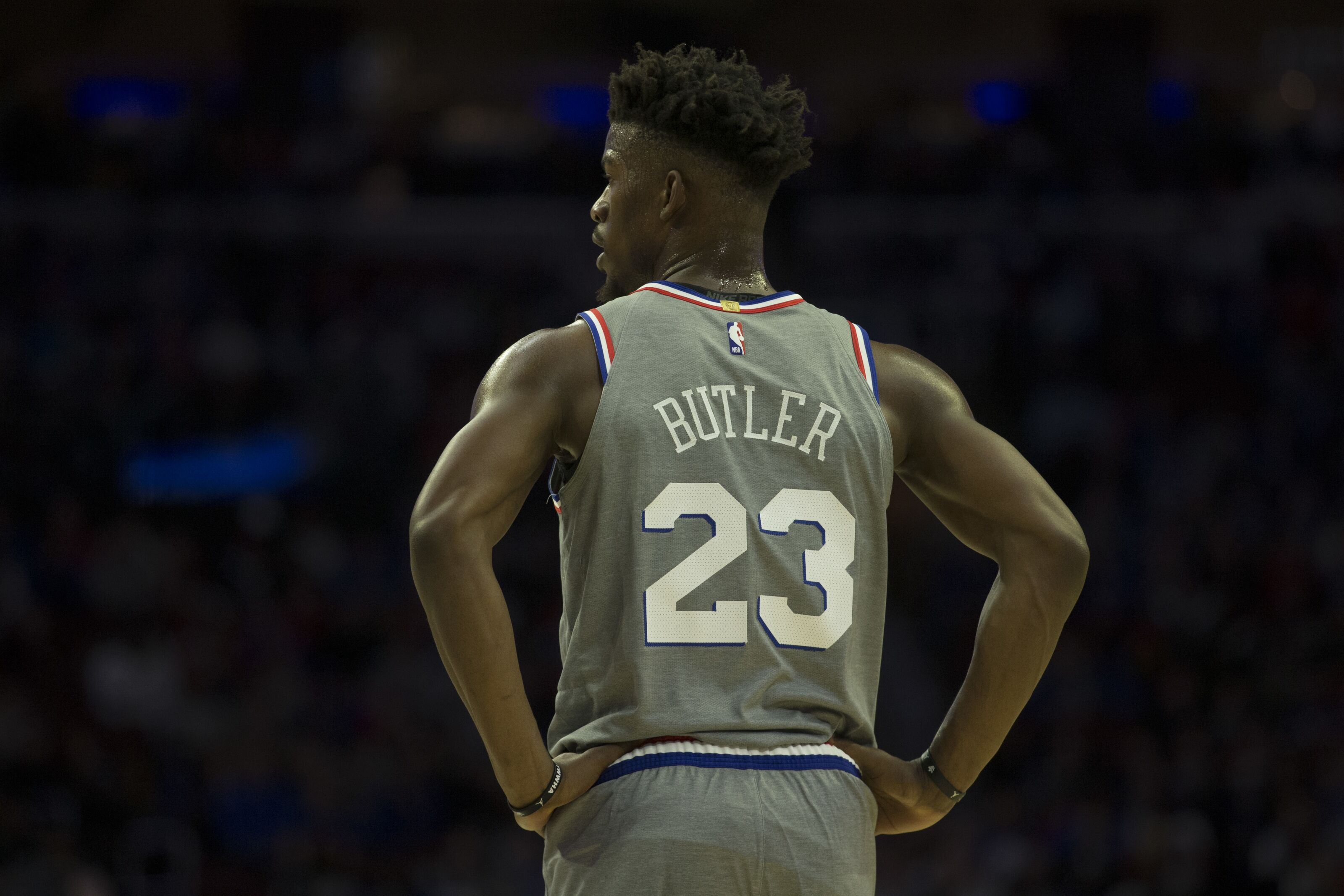 promo code 17faa 26e72 Philadelphia 76ers: Is Jimmy Butler re-signing a slam dunk?