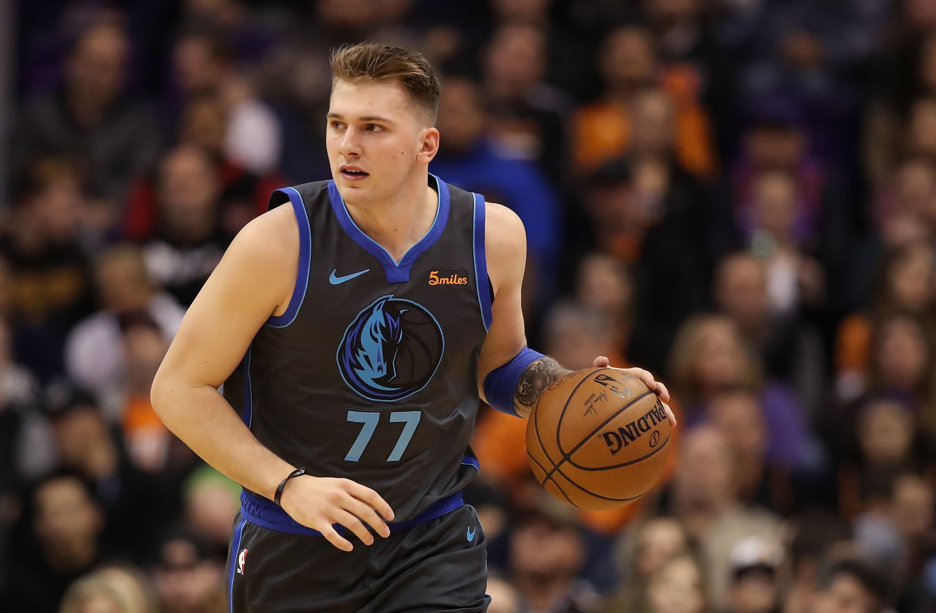 04238c75b6f Dallas Mavericks  Why Luka Doncic is ahead of his time