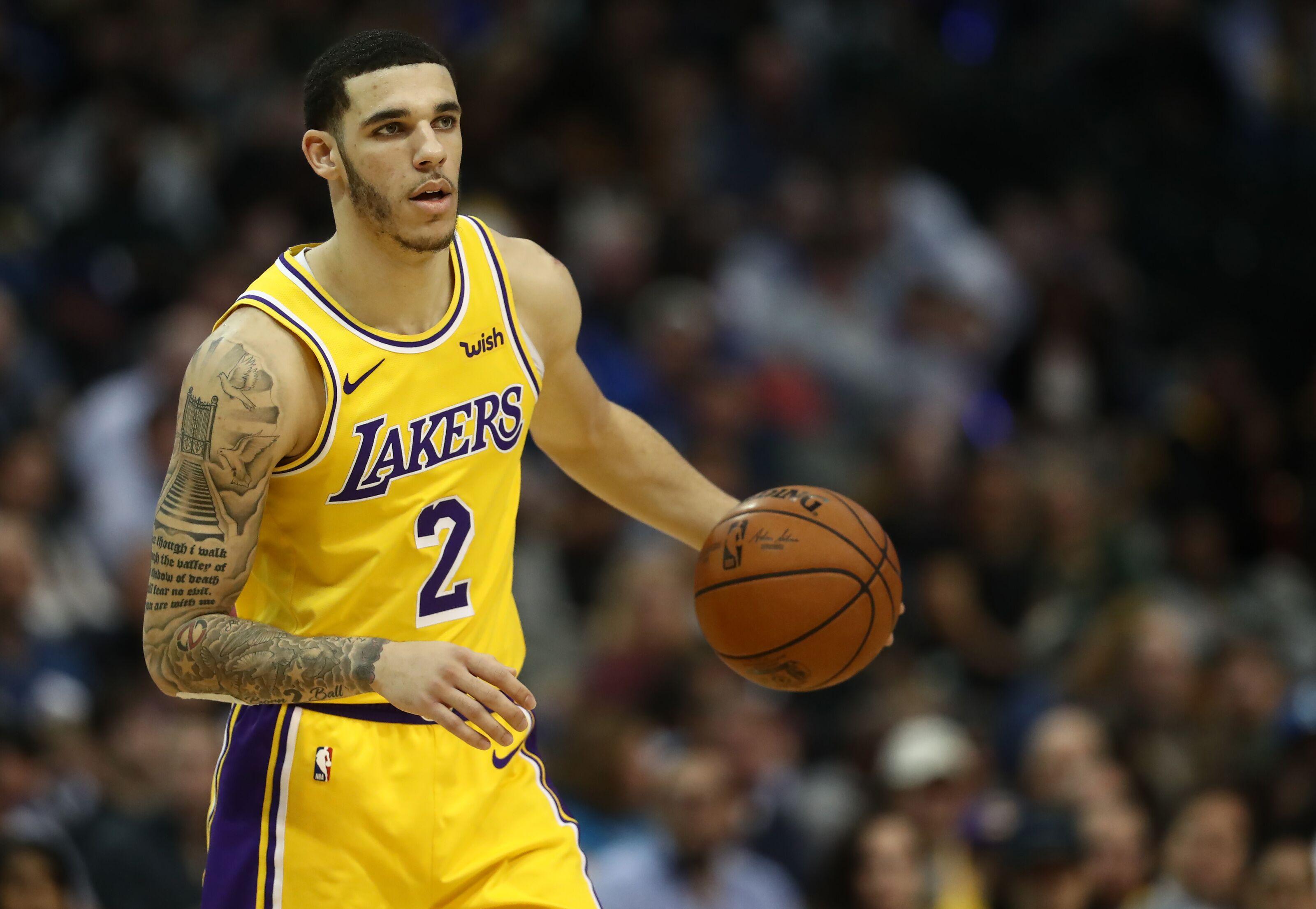287ec66724d Los Angeles Lakers: LA should trade Ball, sign a big-name free agent PG