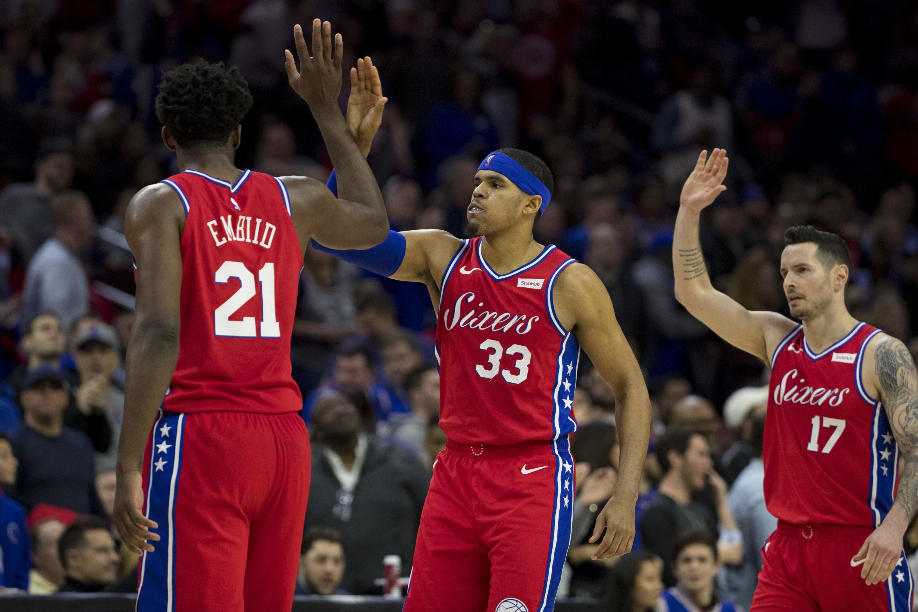 Indiana Pacers: Tobias Harris is an ideal free agent target this summer