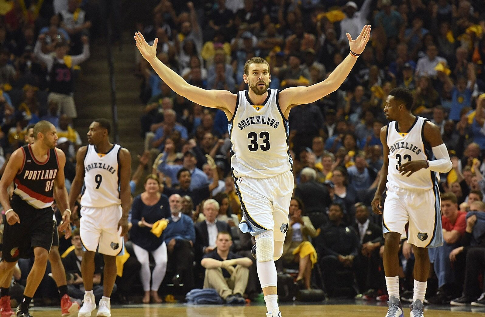 Marc Gasol's remarkable career as a remarkable person