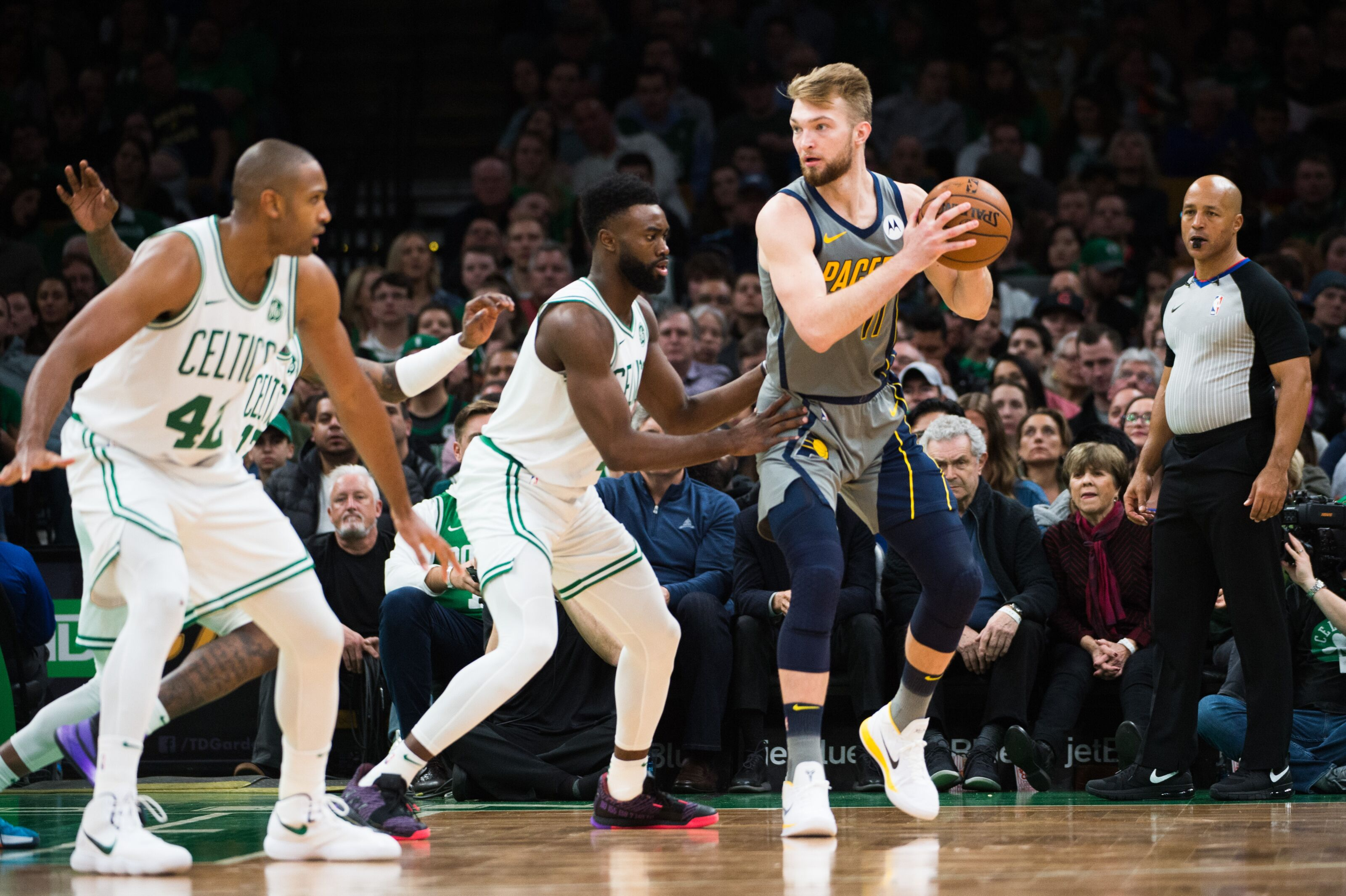 Indiana Pacers: Do Domantas Sabonis, Malcolm Brogdon have legitimate All-Star cases?