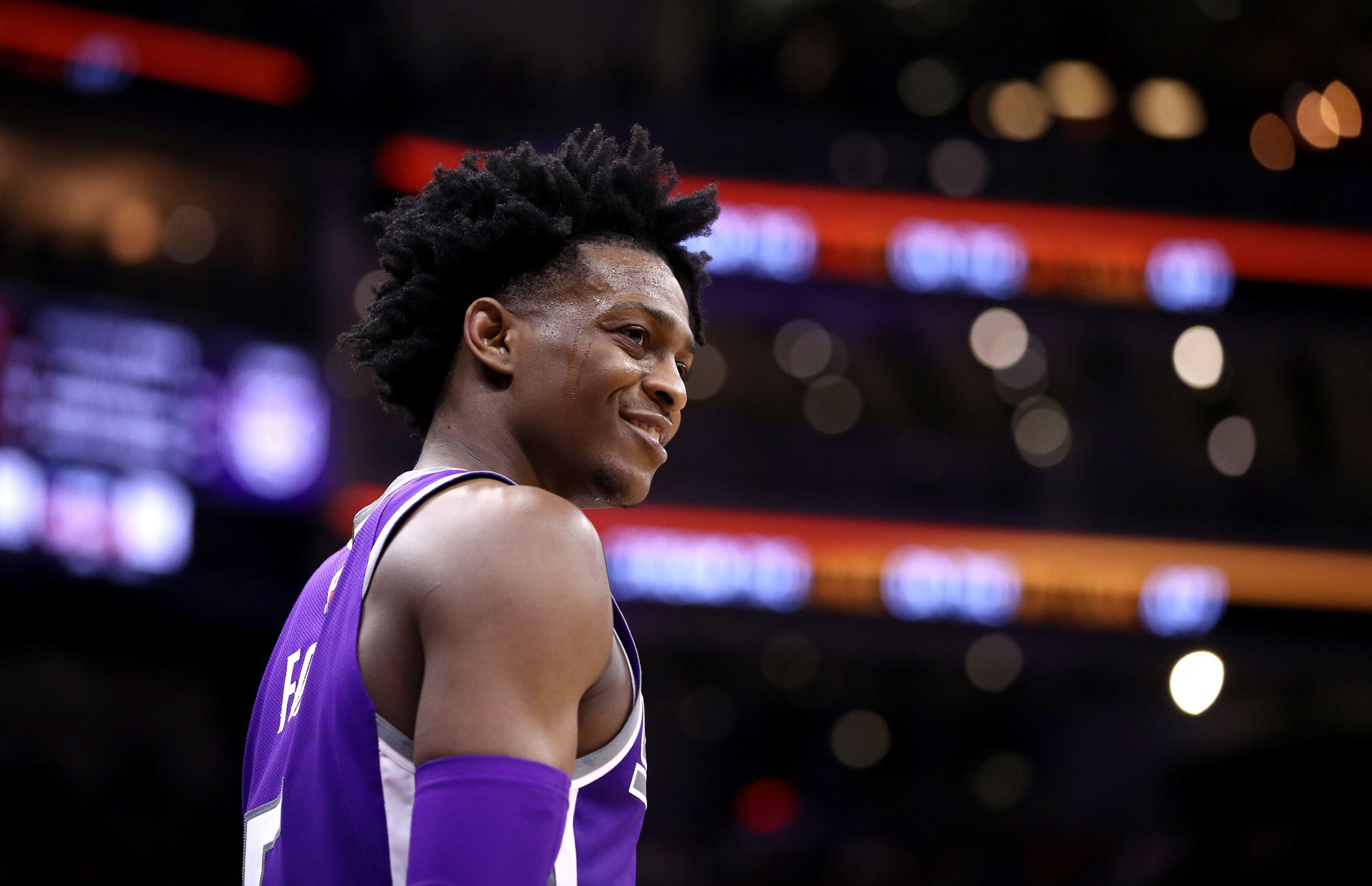 Sacramento Kings: De'Aaron Fox is ready to become an elite point guard