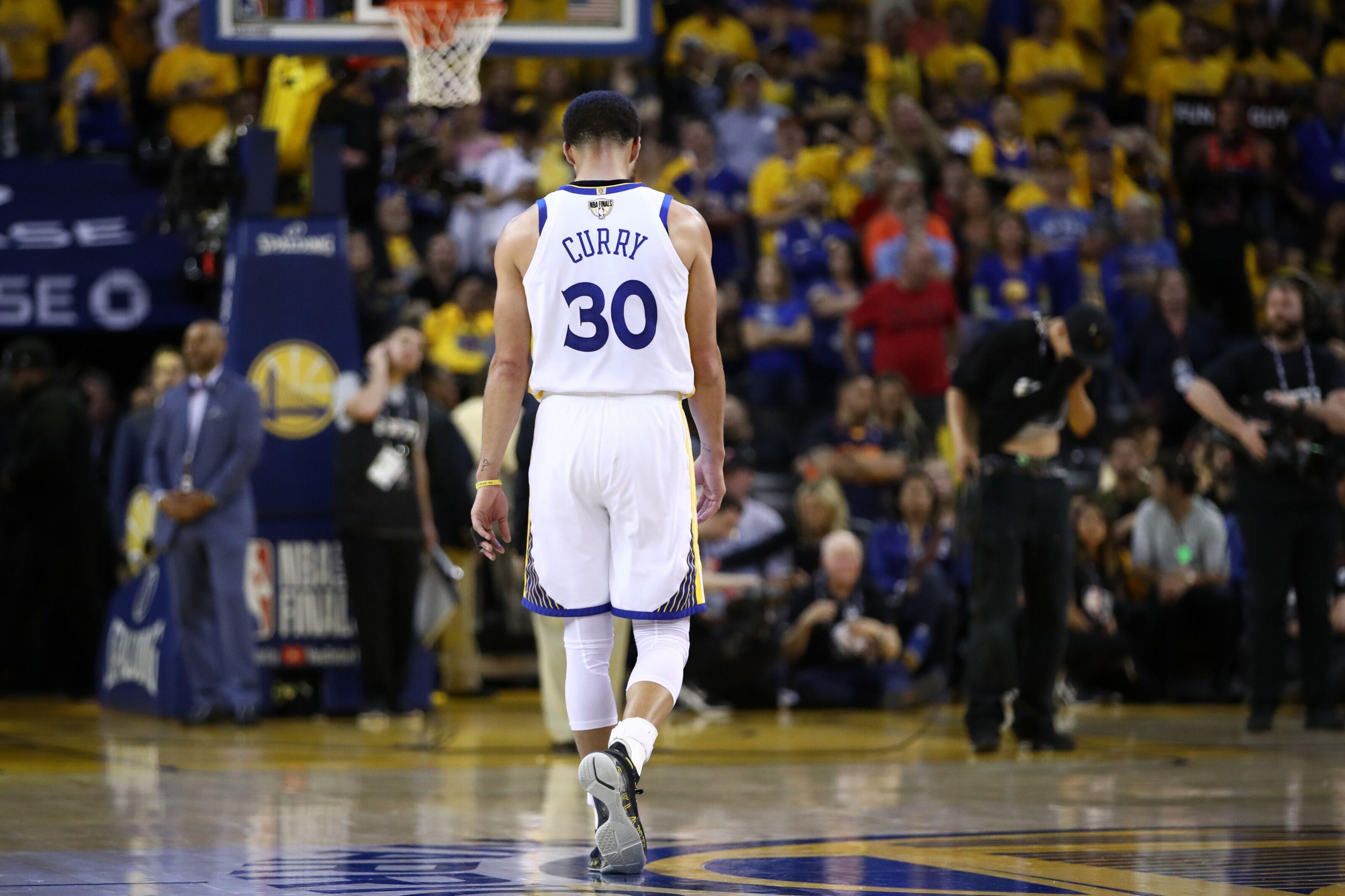 The Golden State Warriors face an uncertain future