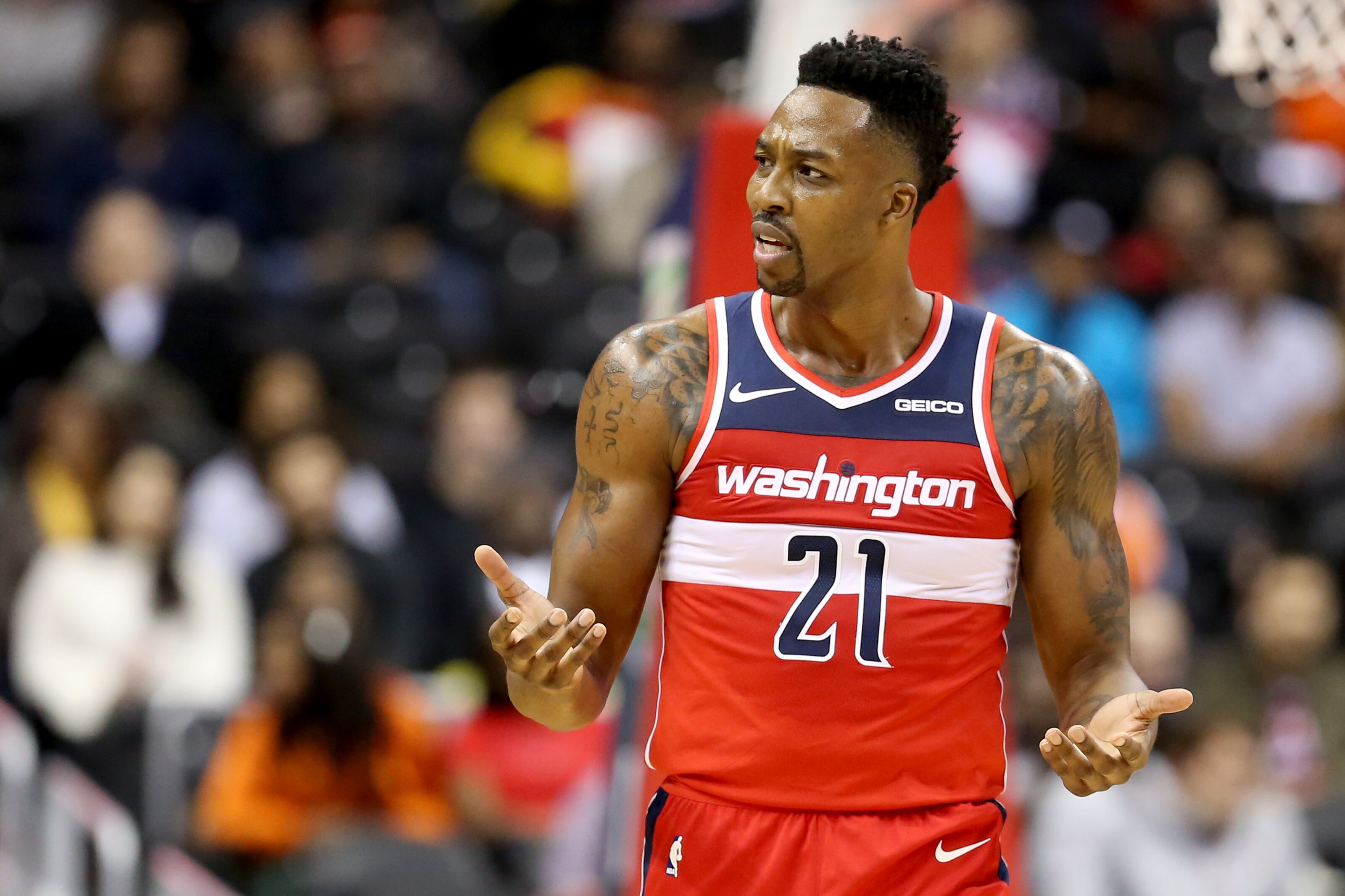 Los Angeles Lakers: Dwight Howard could revive his career in LA