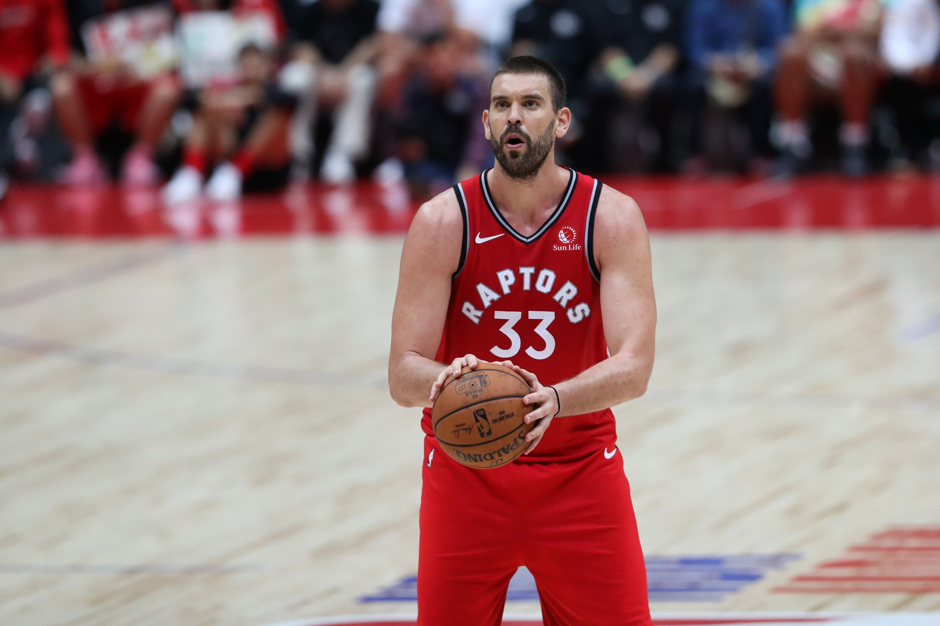 Toronto Raptors: This is the beginning of the end for Marc Gasol