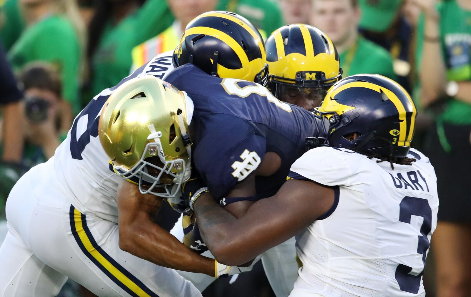 5 potential international sites for Notre Dame Football to play Michigan