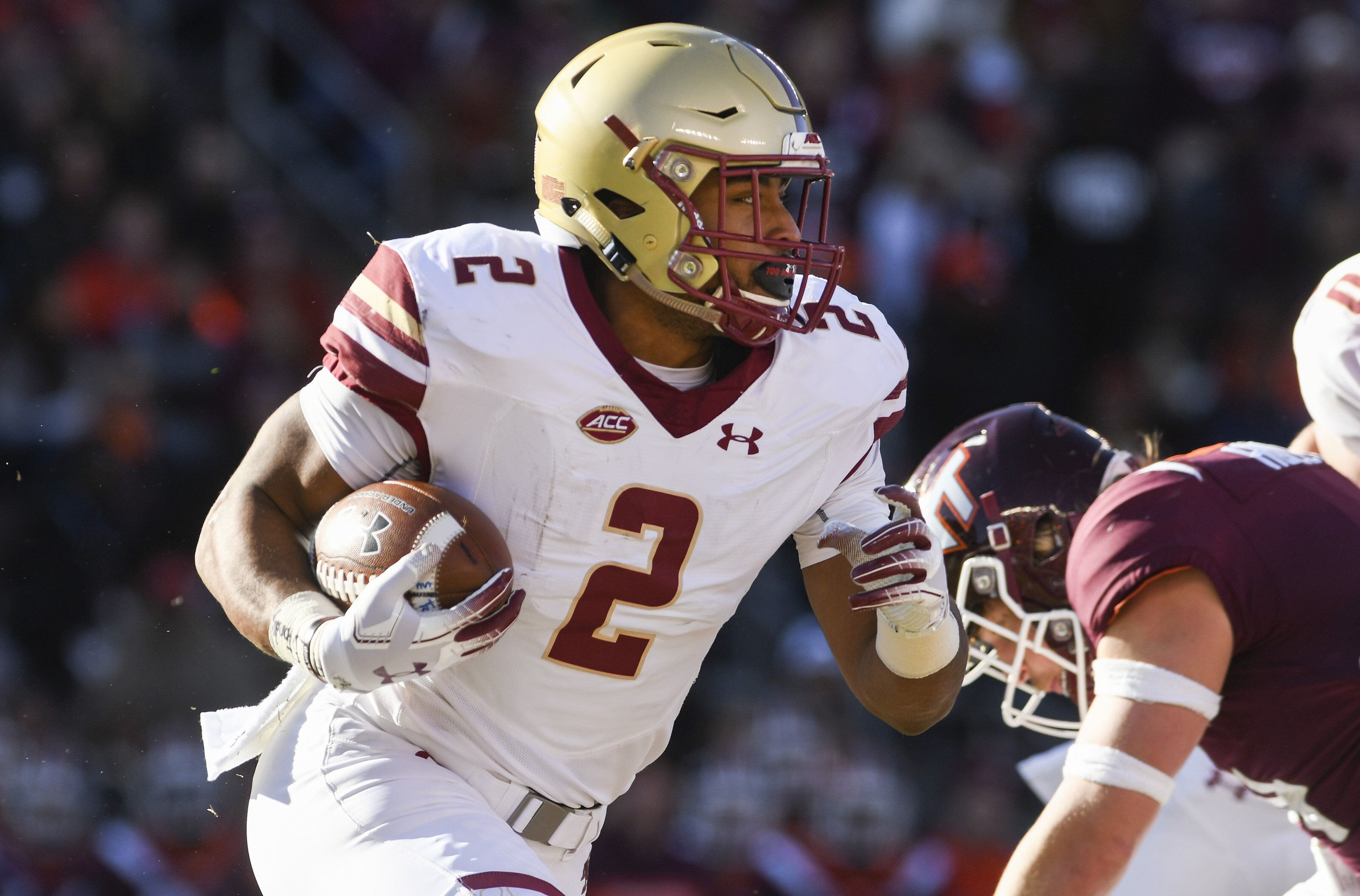 Know Your Notre Dame Football Enemy: Boston College