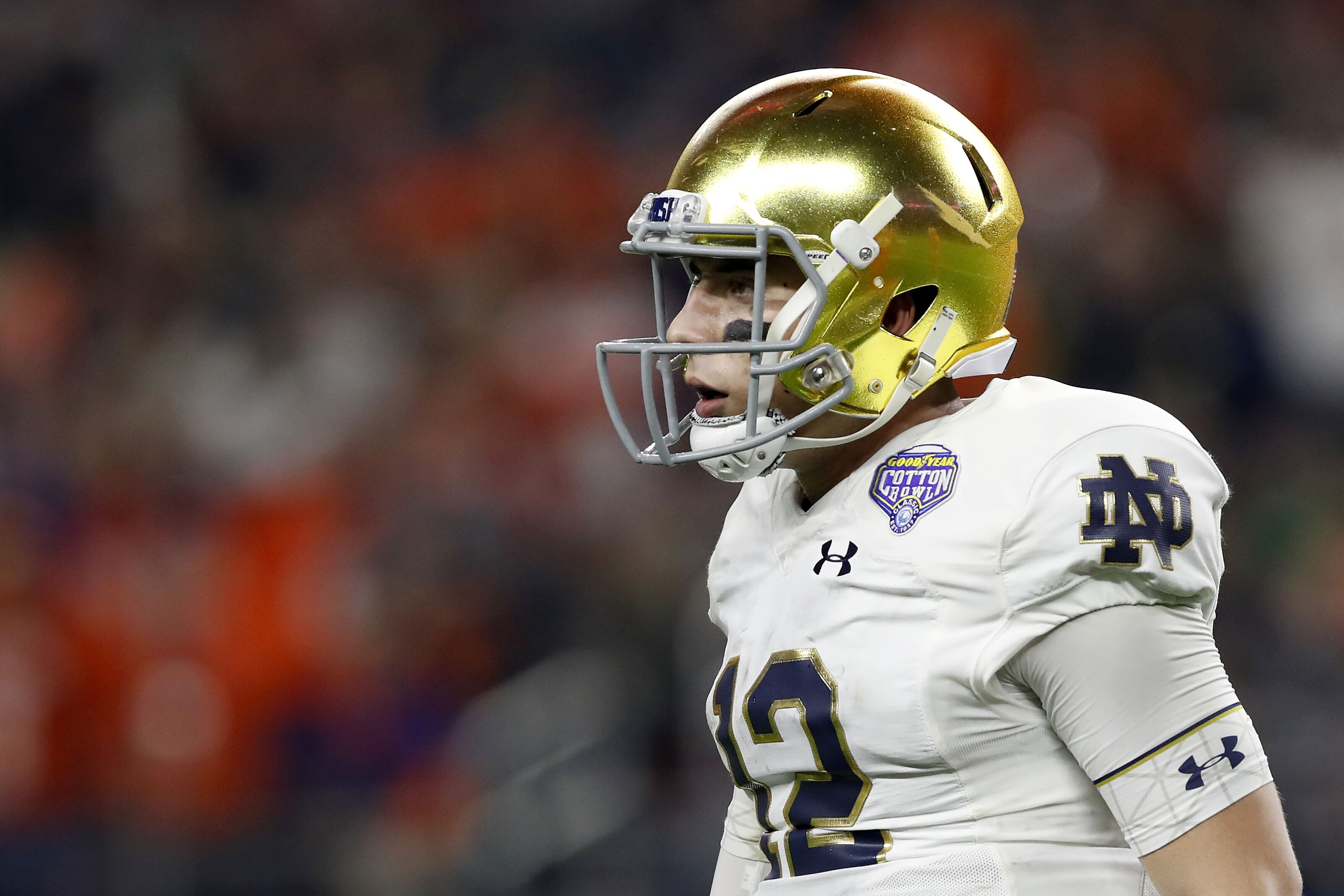Notre Dame Football: Projecting a Record-Setting 2019 for Ian Book