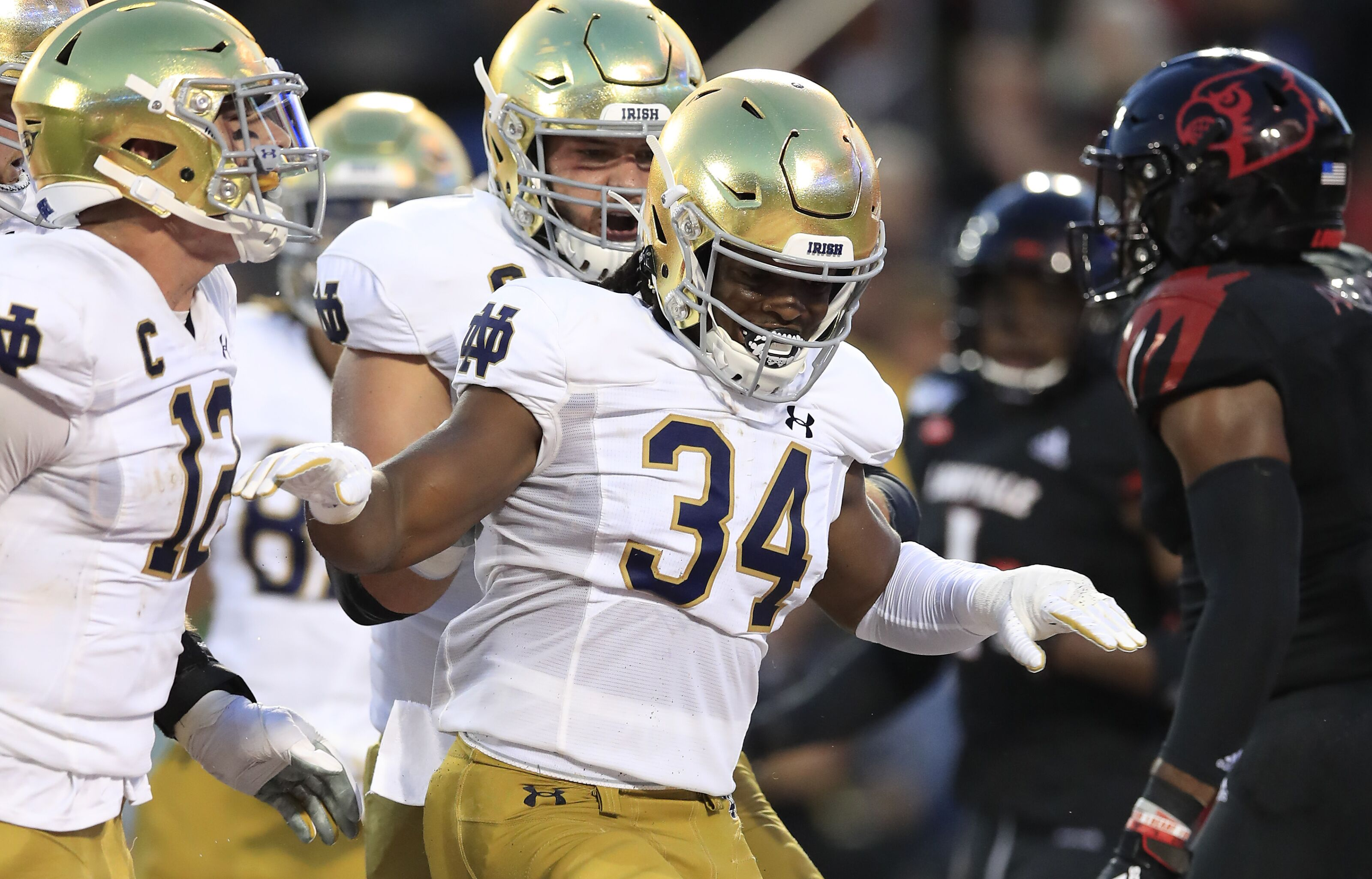Notre Dame: Jahmir Smith was the Unsung Hero vs. Southern Cal