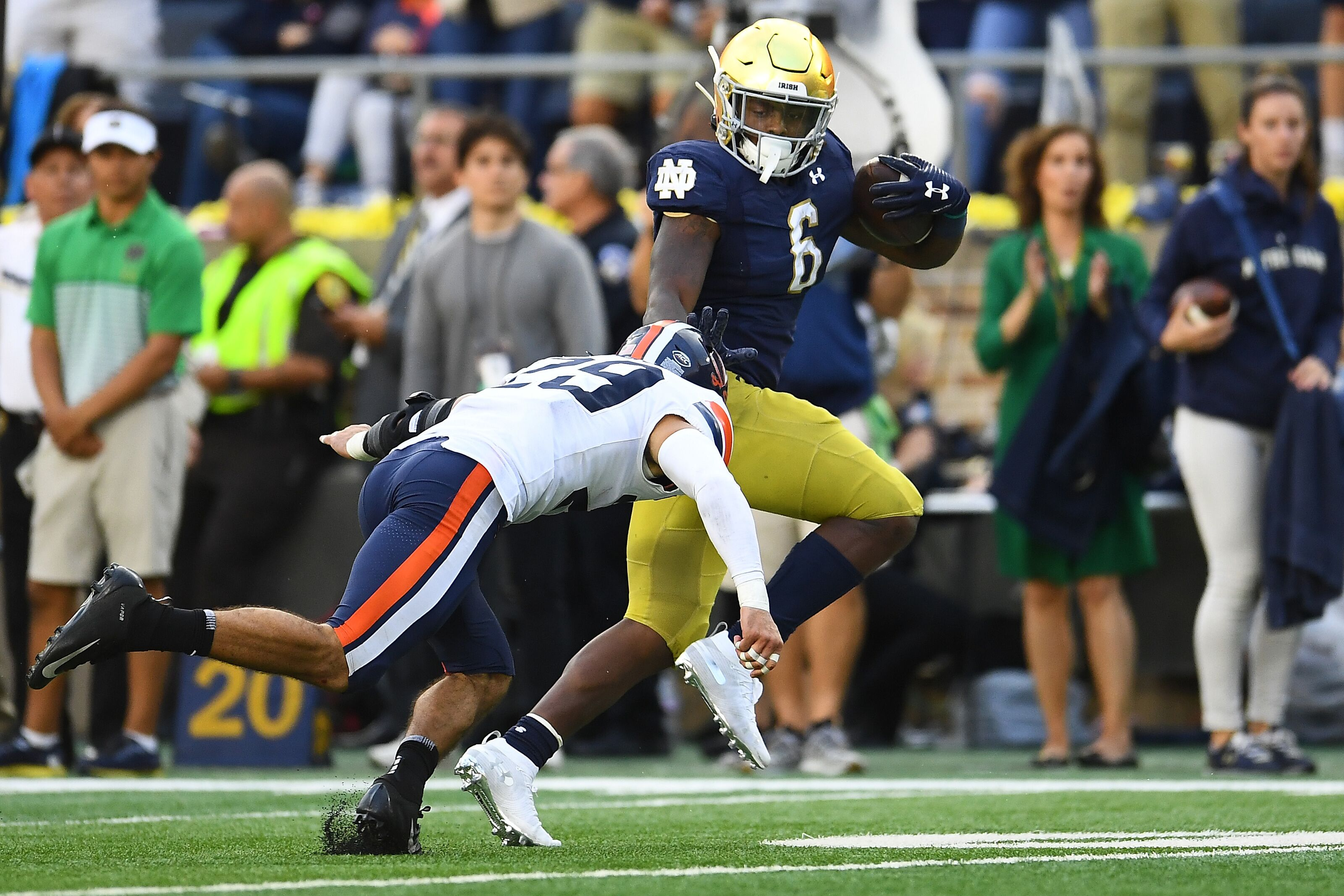Notre Dame Football: Why the Irish need to crush Bowling Green