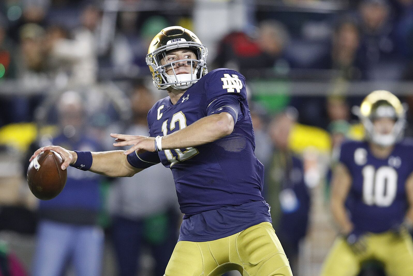 Notre Dame: Compliments and Conclusions vs USC