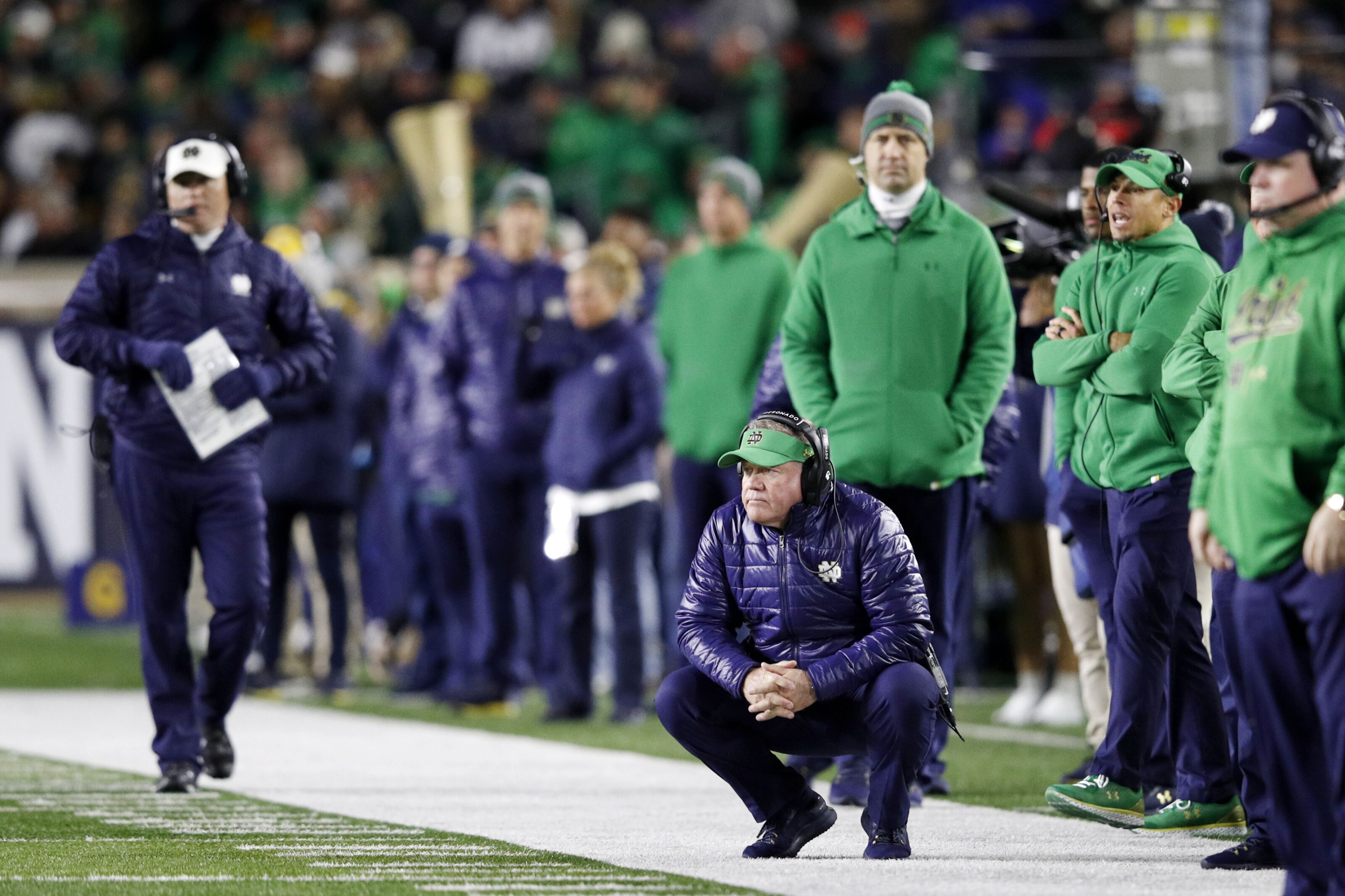 Notre Dame Football: The Irish could use a little chaos