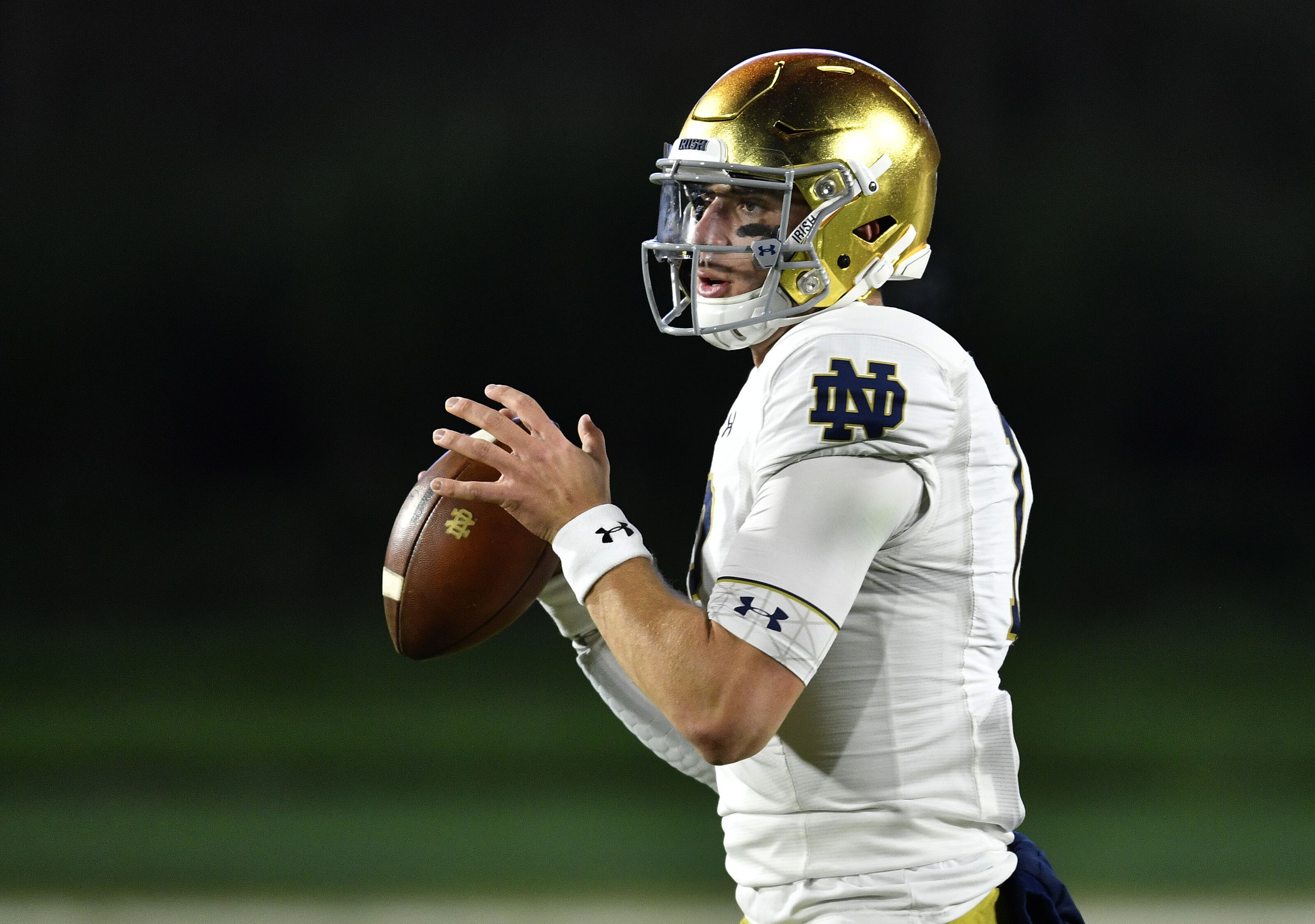 Chip Long out as Offensive Coordinator at Notre Dame, Now what?