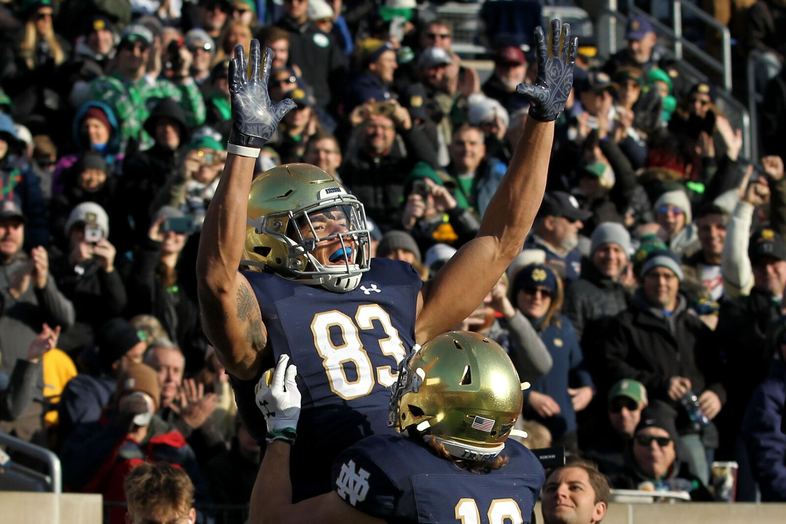 Notre Dame Football's End of Season Superlatives: Team MVP