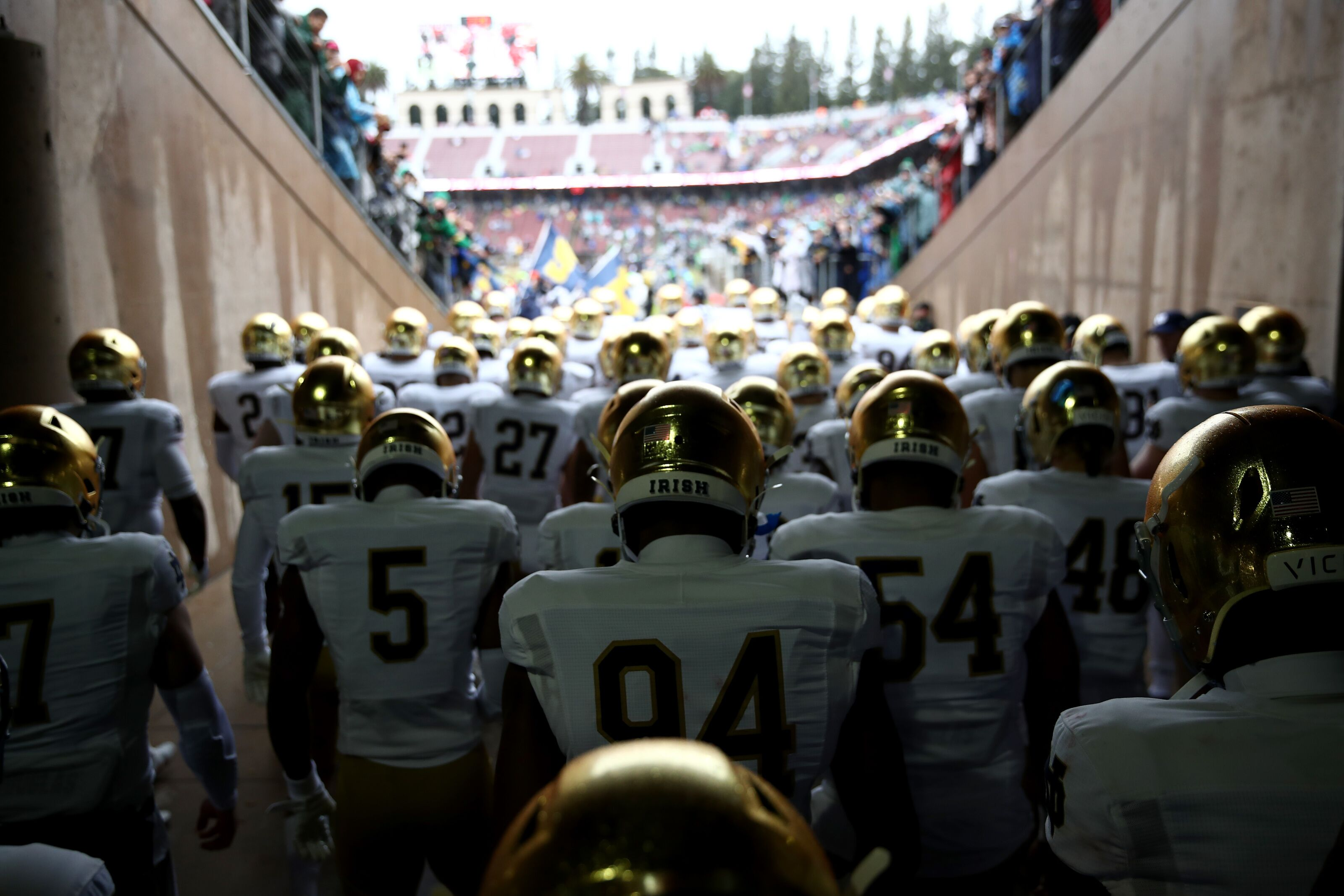 Notre Dame's Convoluted Path to the NY6, and the Argument for the Irish
